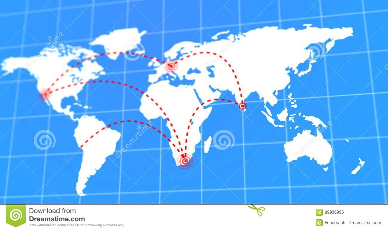 Animated travel map northurthwall animated travel map gumiabroncs Image collections