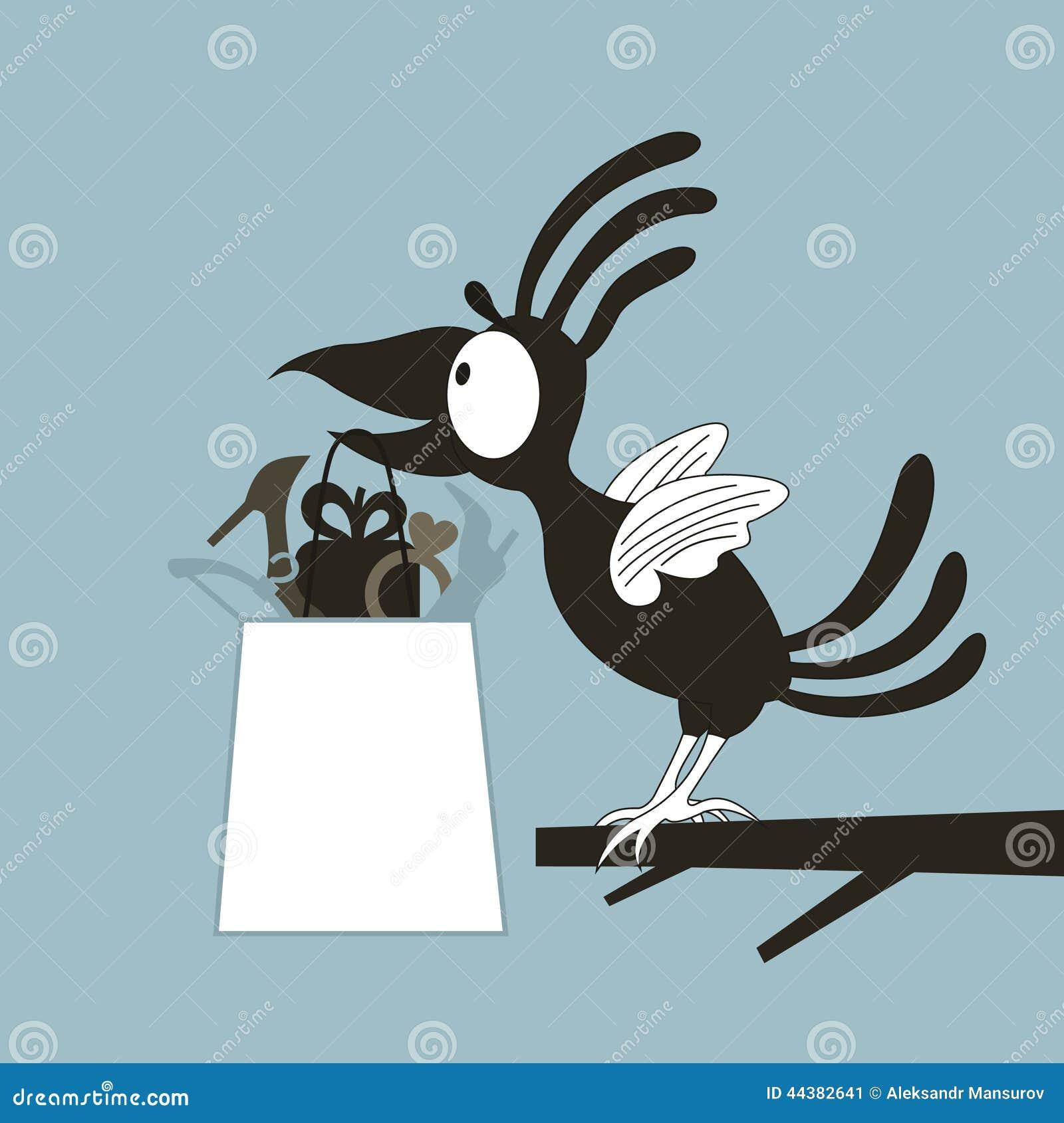 Animatie een vogel