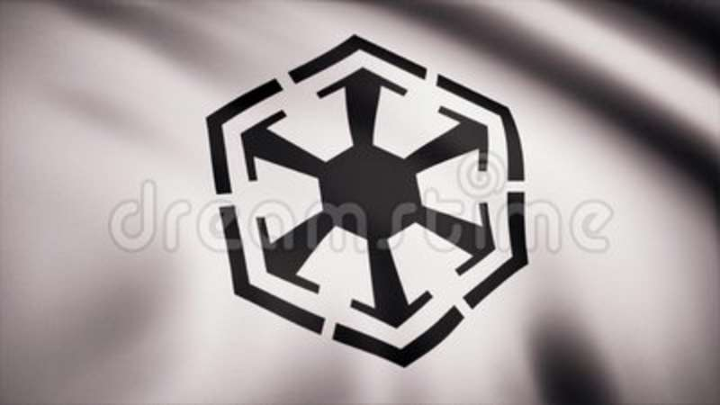 The Animation Of The Flag Of The Sith Empire The Star Wars Theme