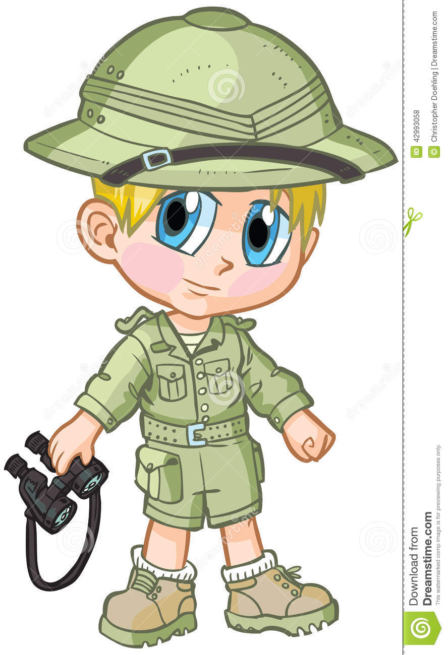 ... paper doll pose, and has binoculars, which is removable if desired
