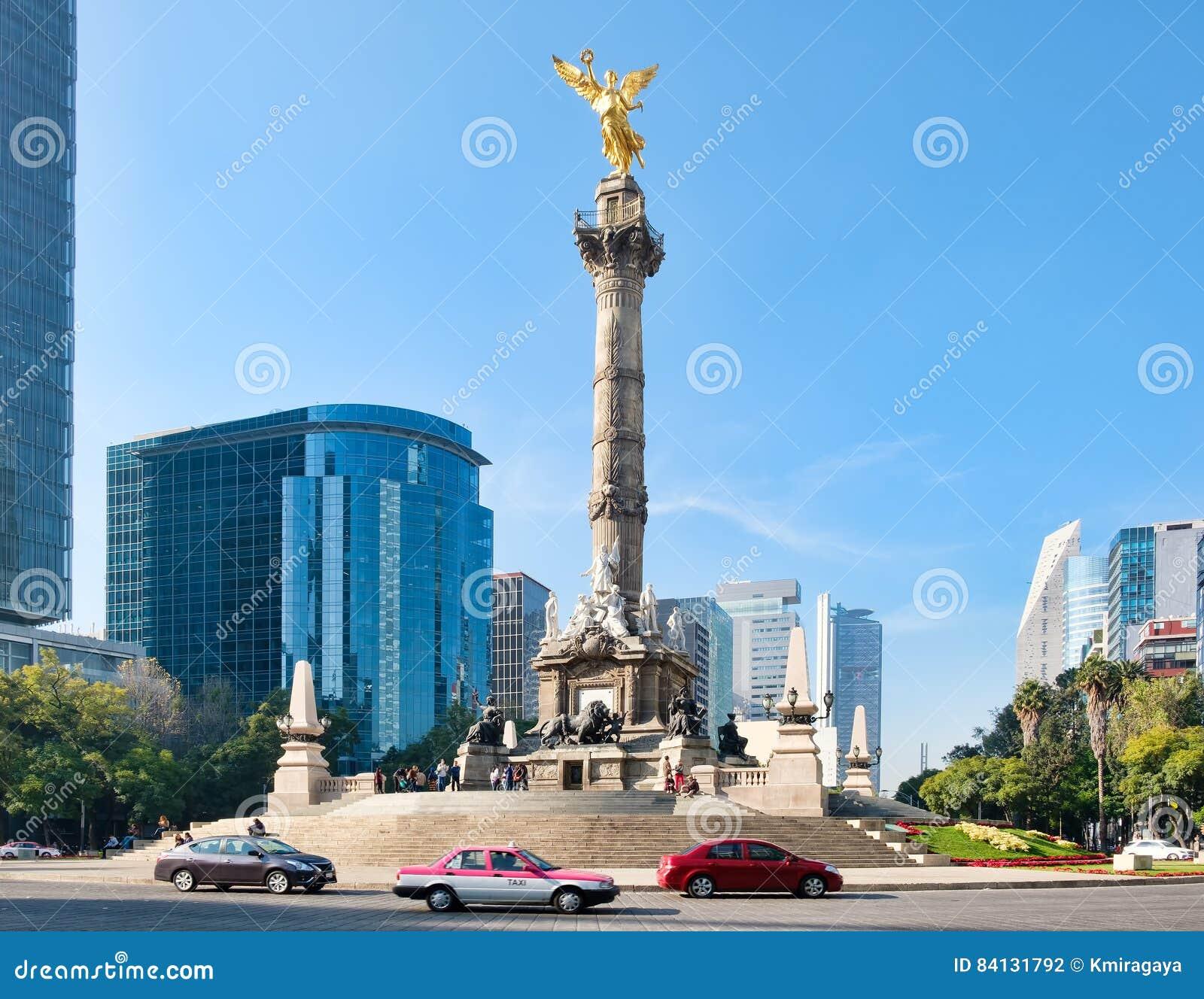 Anioł niezależność w Meksyk