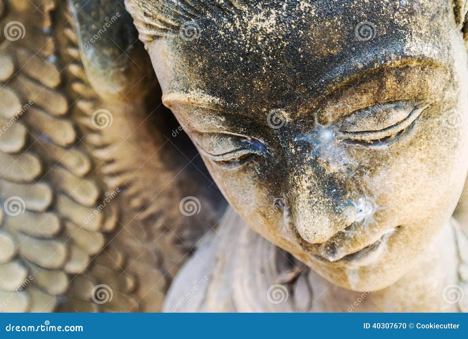 Anioł Odpoczynkowa statua