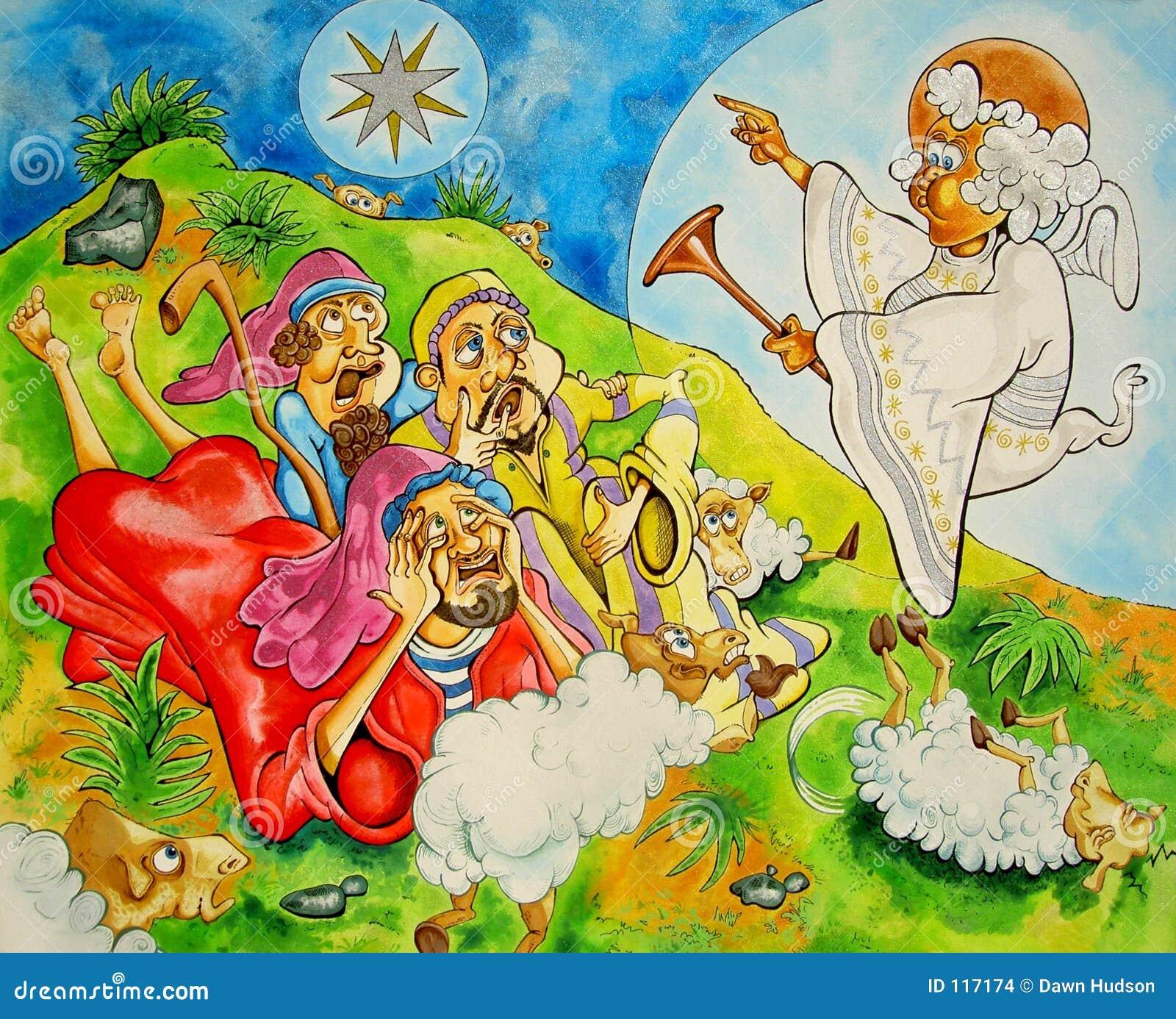 Anioł pasterza