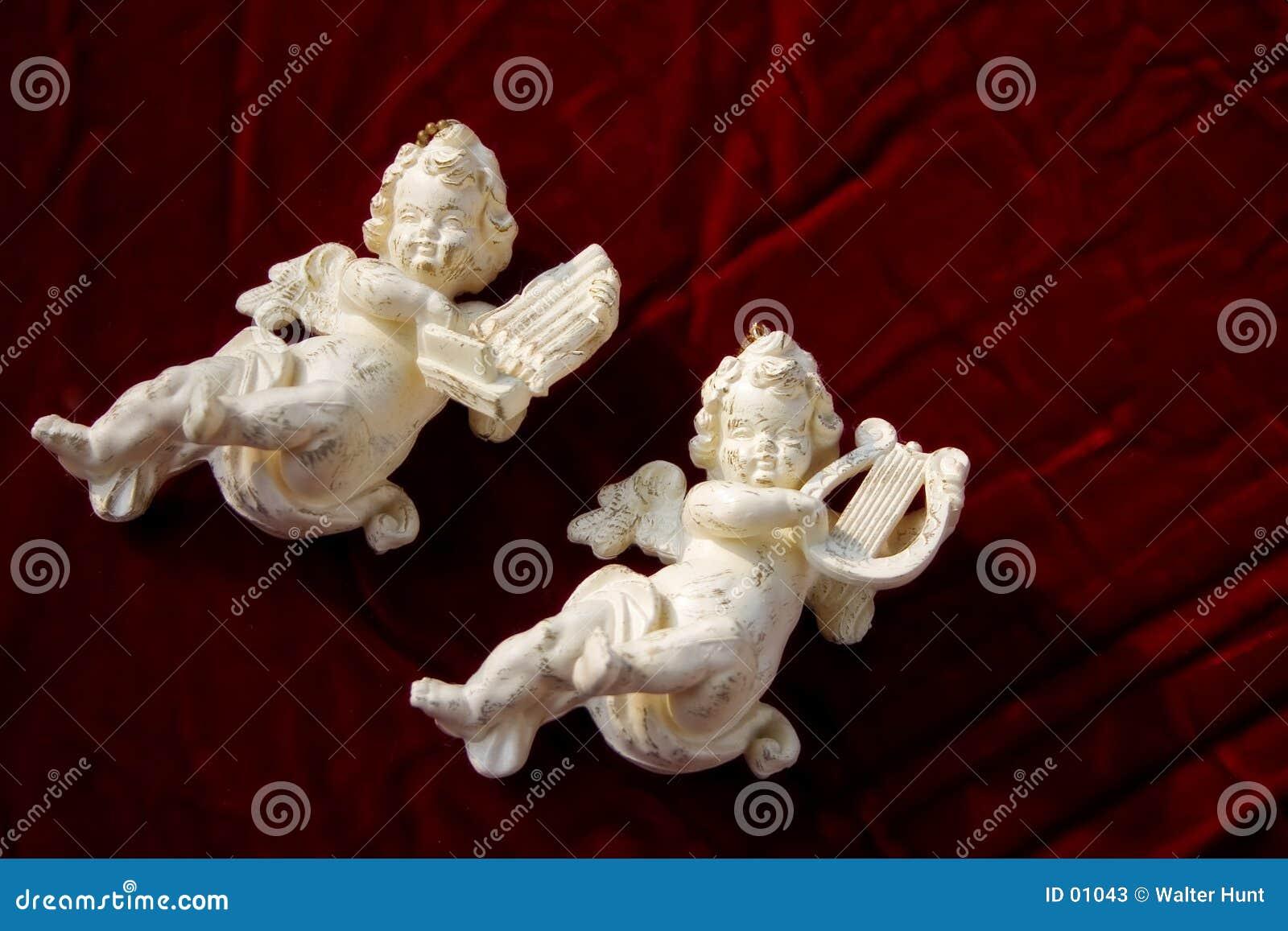 Aniołeczkowie aksamitni