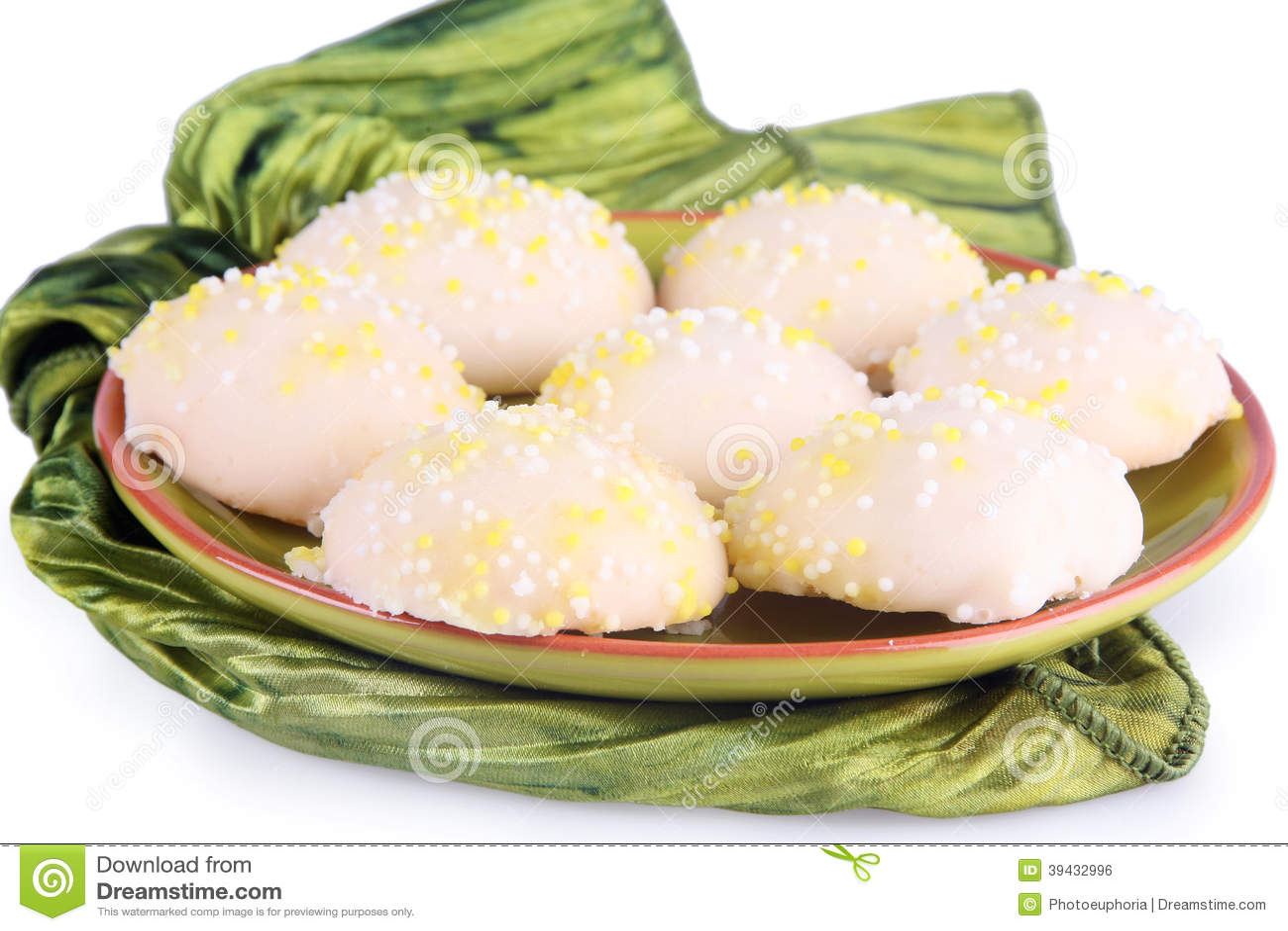 Anisette Cookies