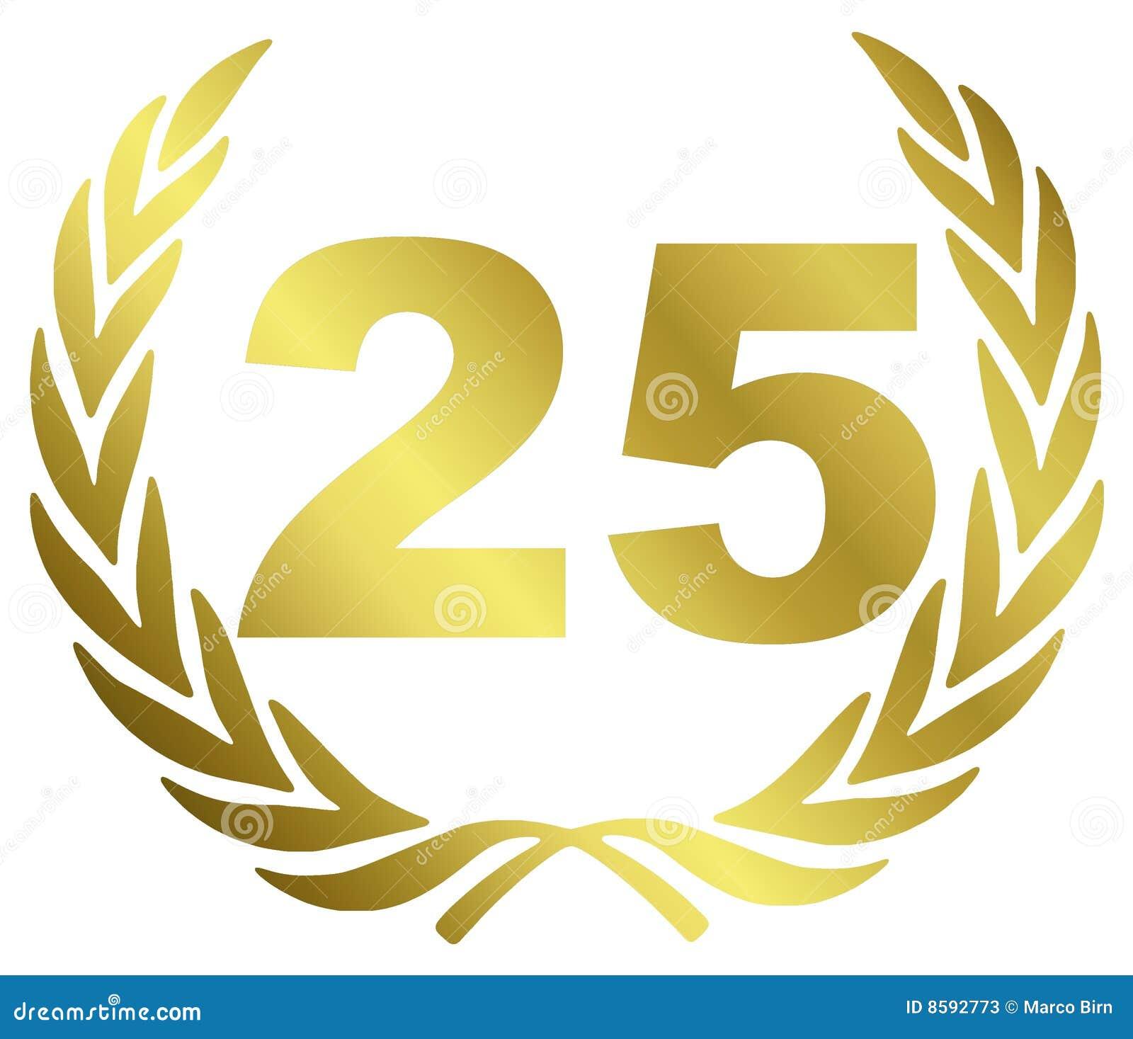 Aniversário 25