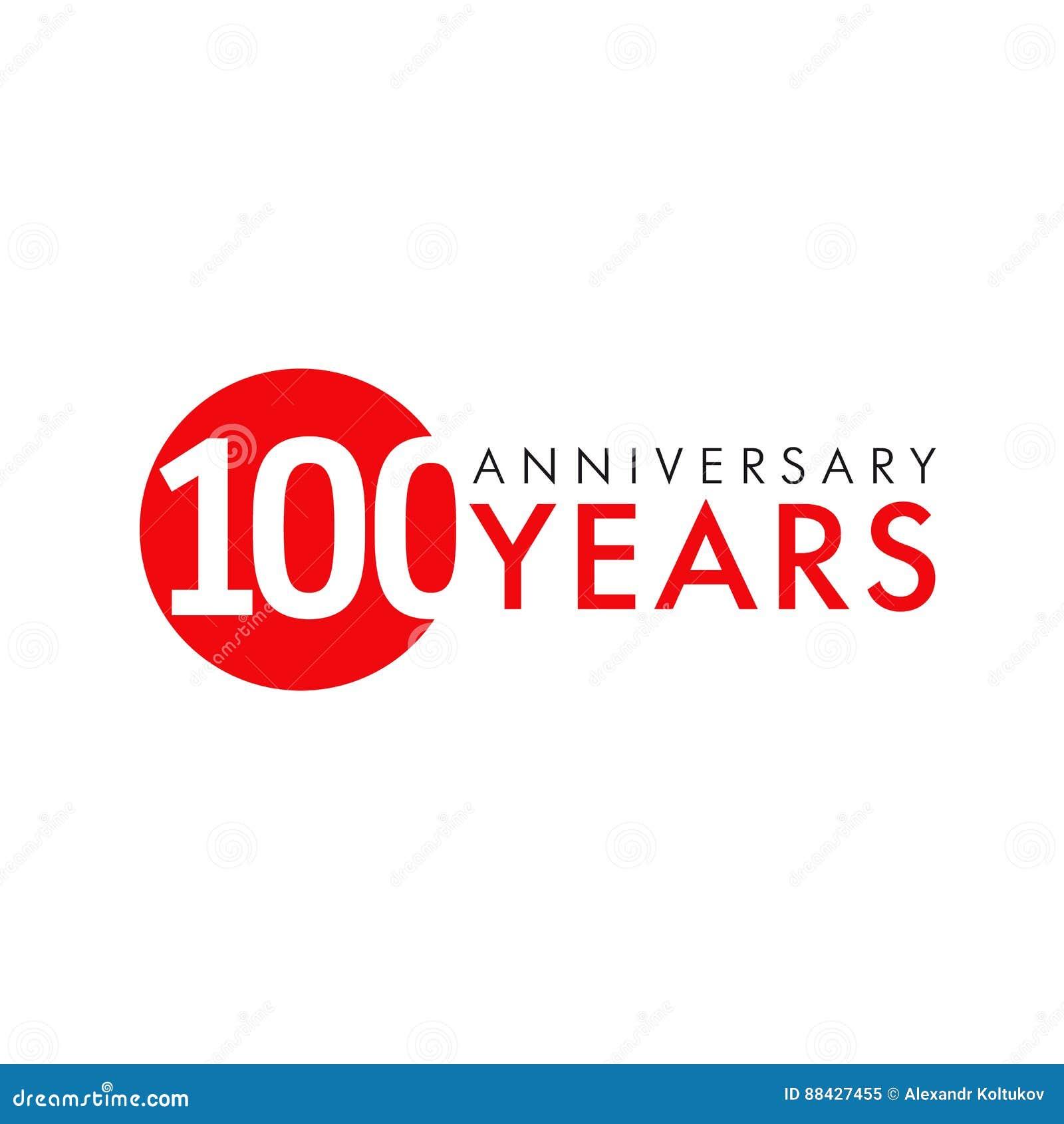 Aniversário 100 anos