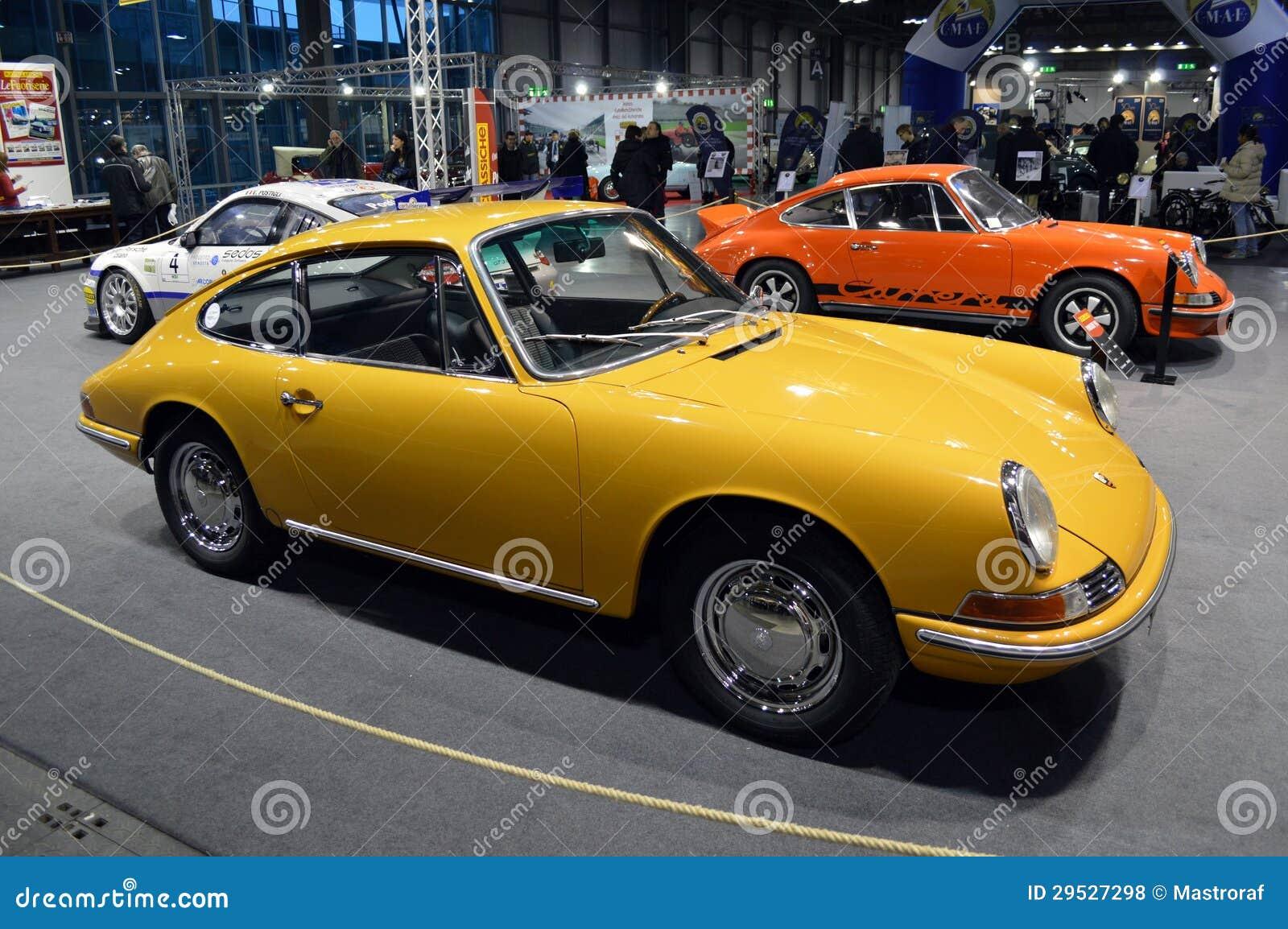 Aniversário de Porsche 911 s