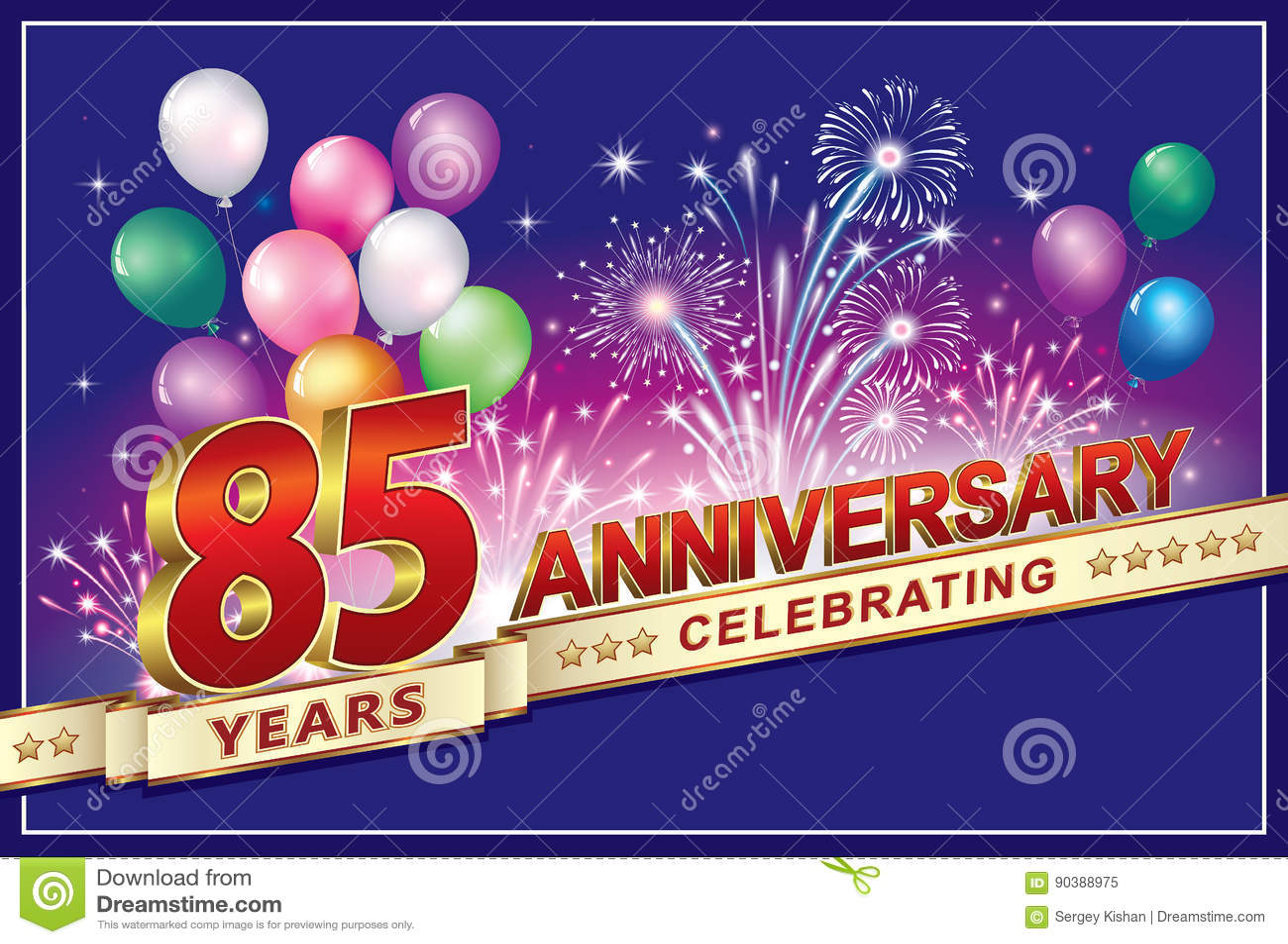 Aniversario 85 años