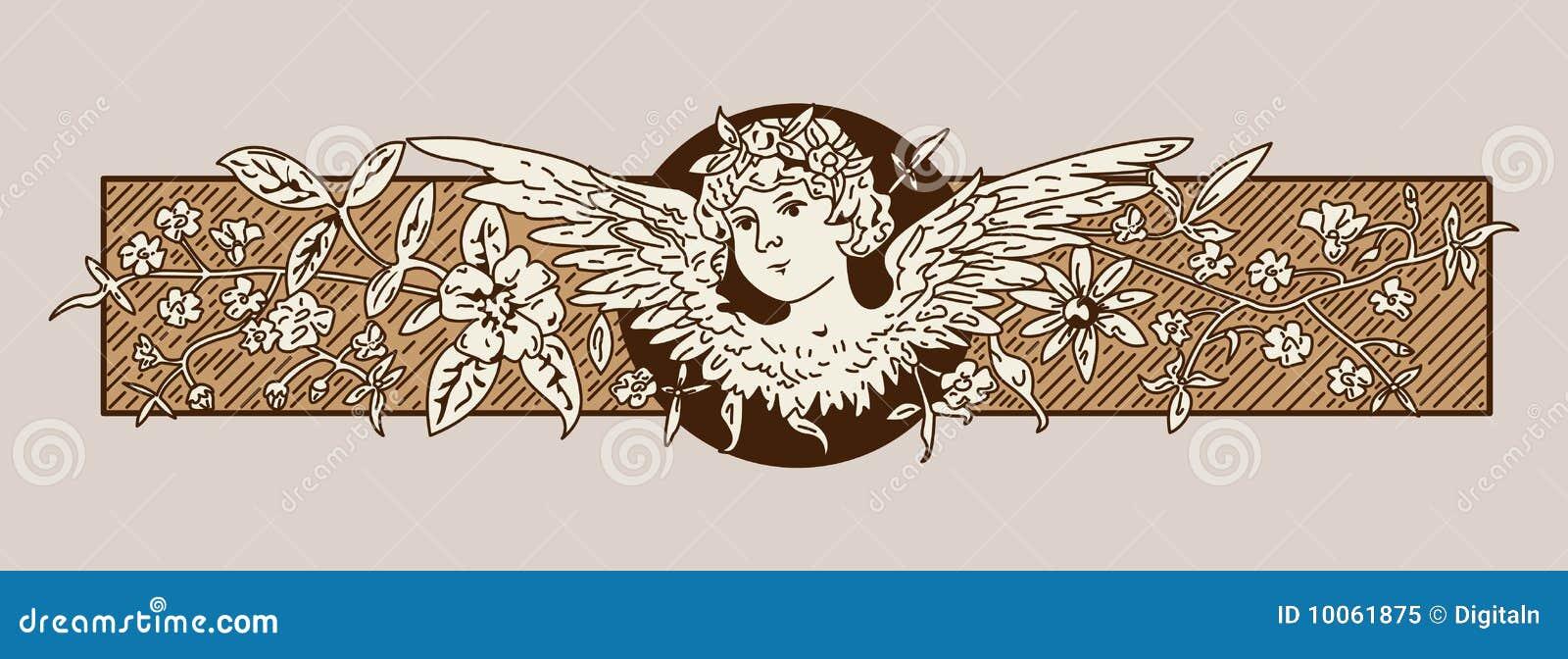 Anjo barroco