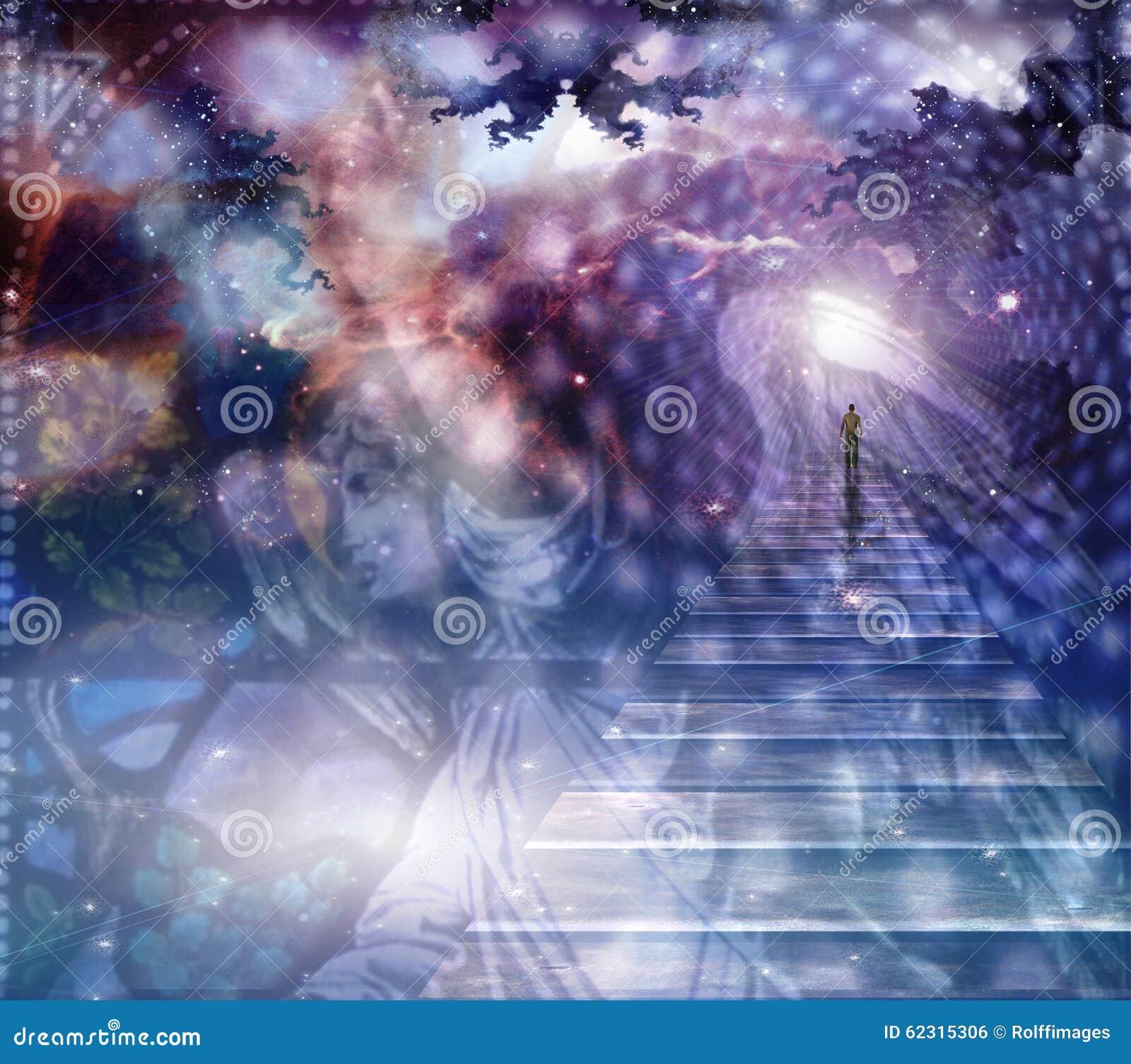 Anjo e composição celestial