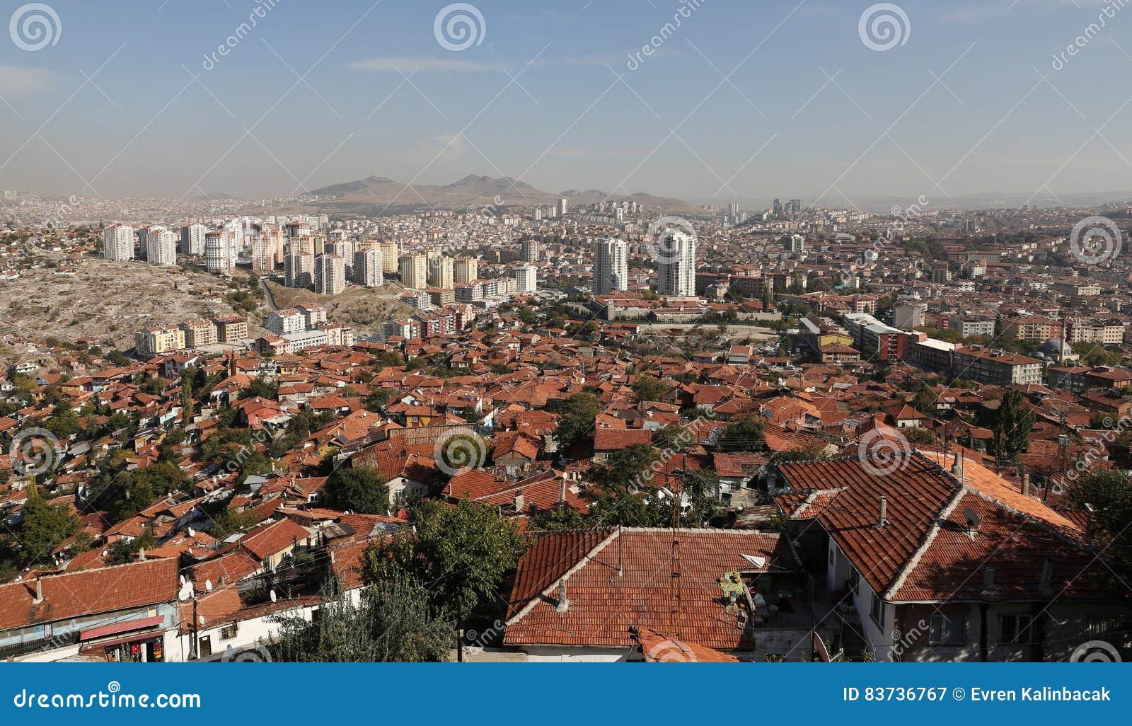 Ankara miasto w Turcja