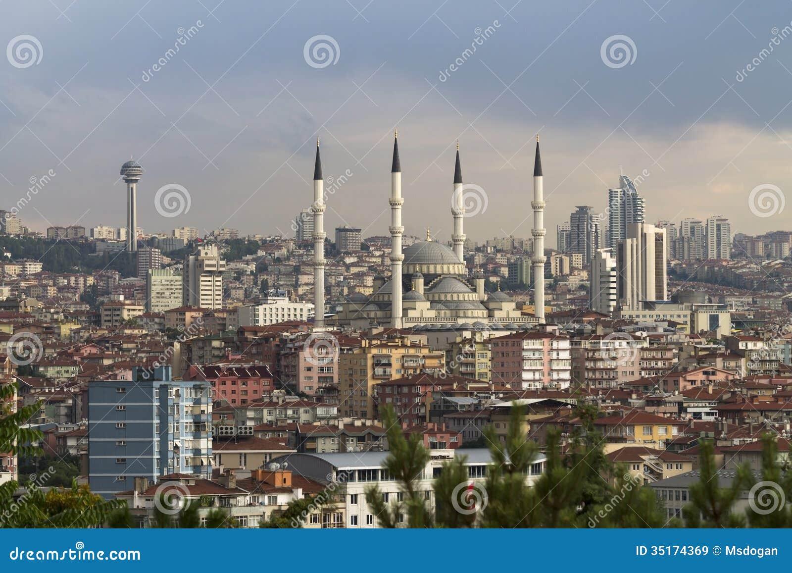 Ankara, Turcja