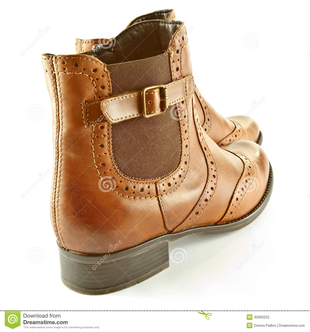 Ankle Boots Stock Photo - Image: 45660252