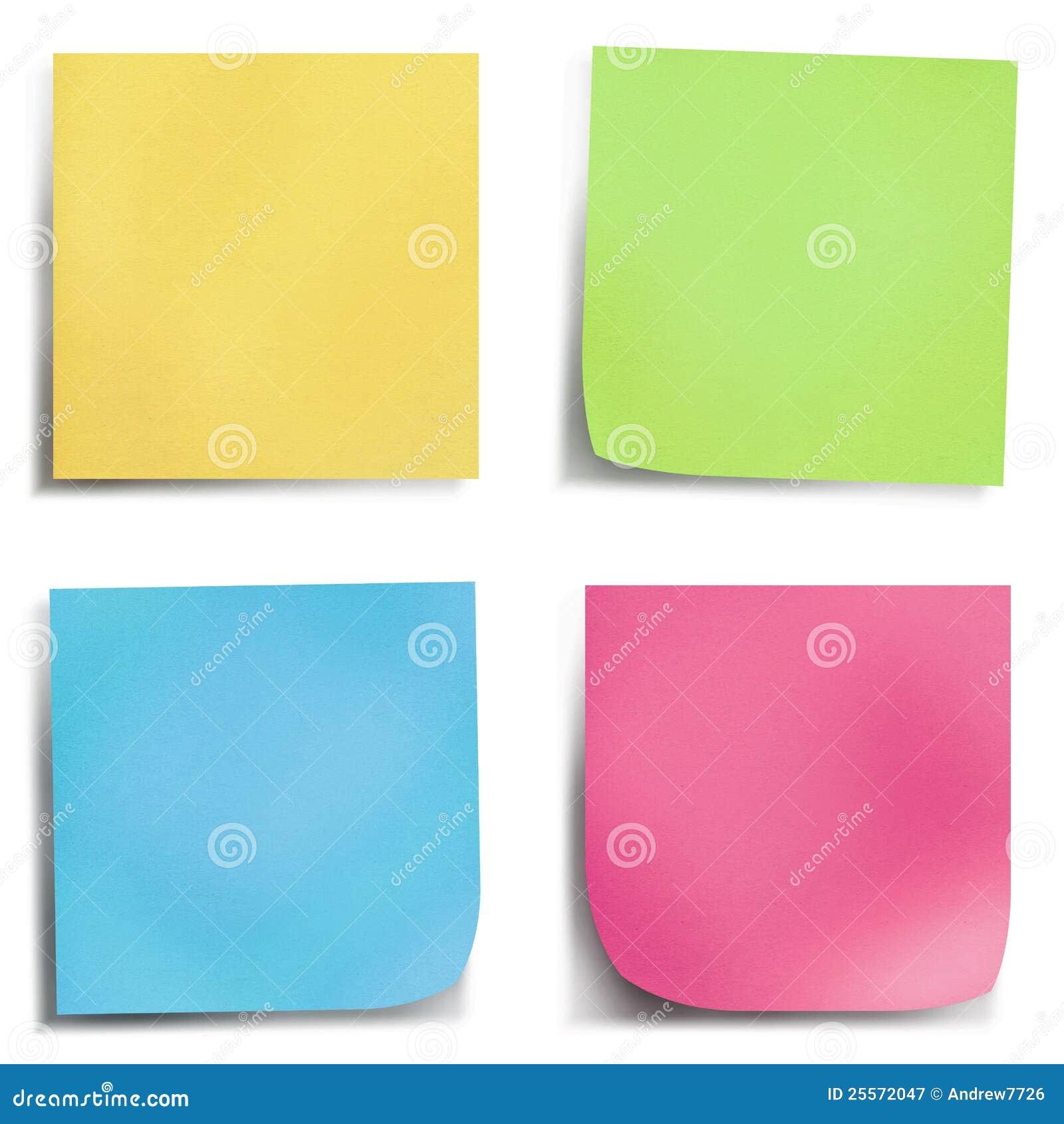 Anmärkningsstolpe för färg fyra
