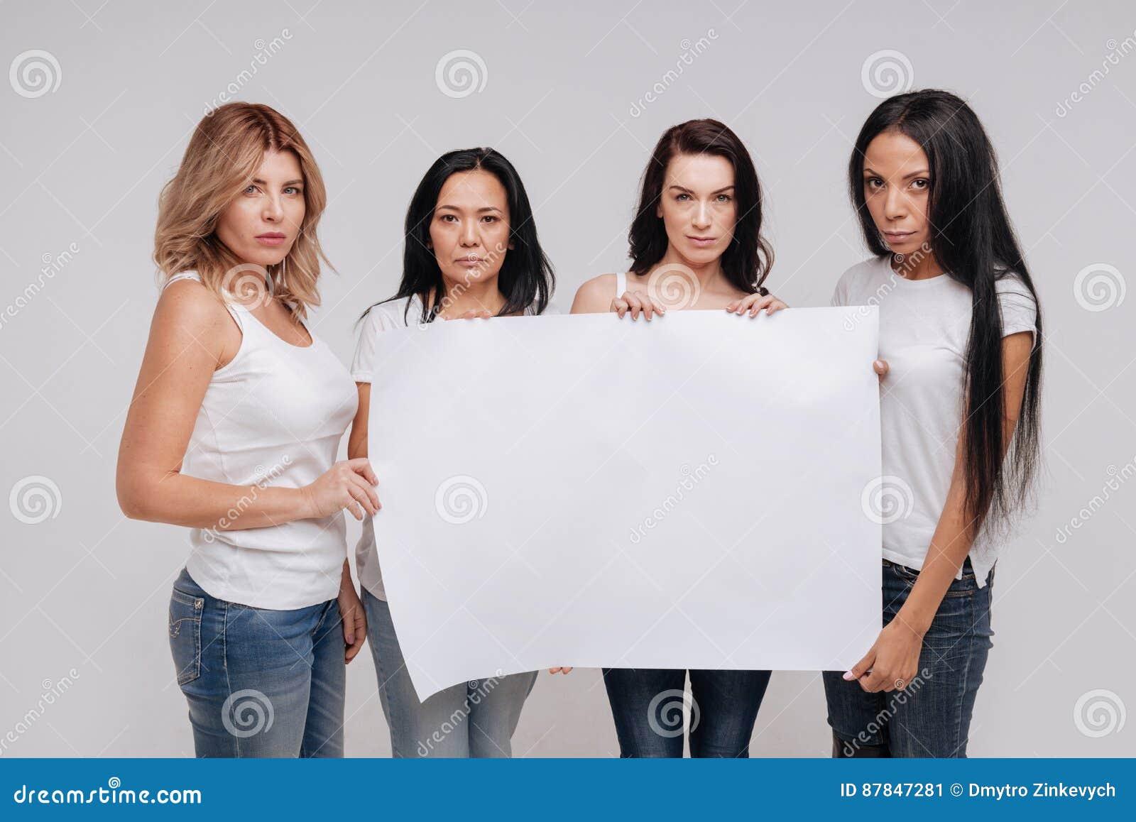 Kraftiga Kvinnor