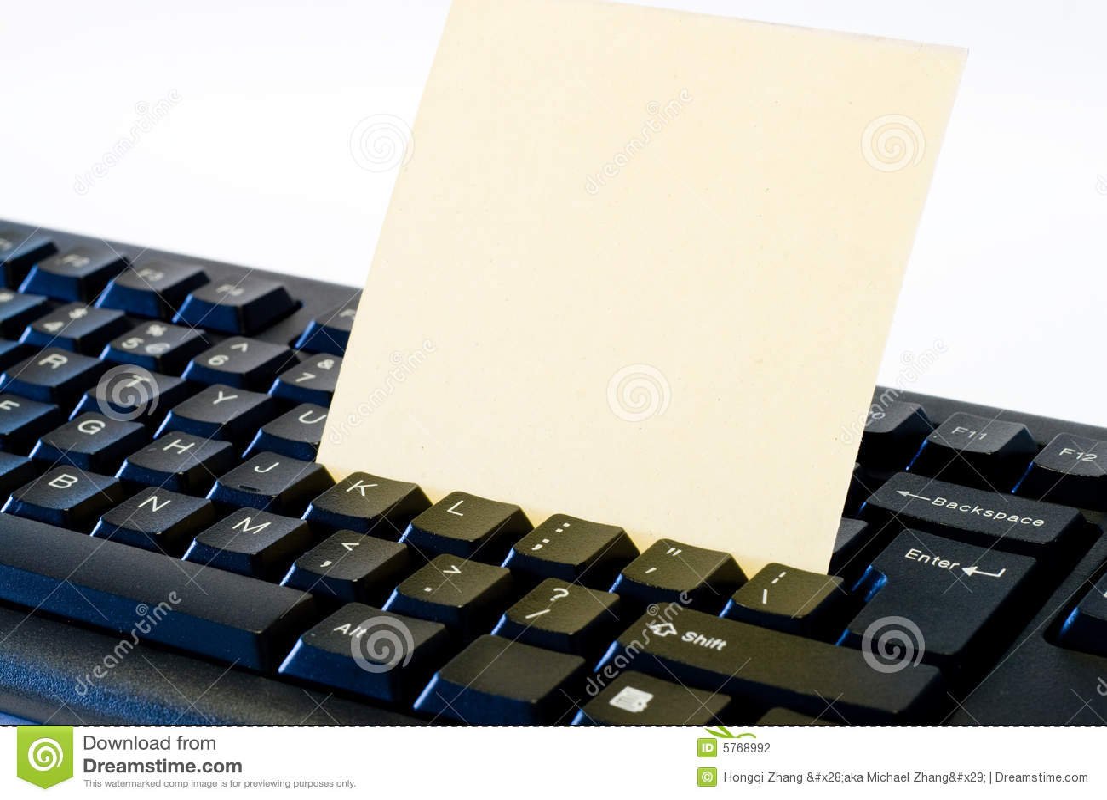 Anmerkung über Tastatur