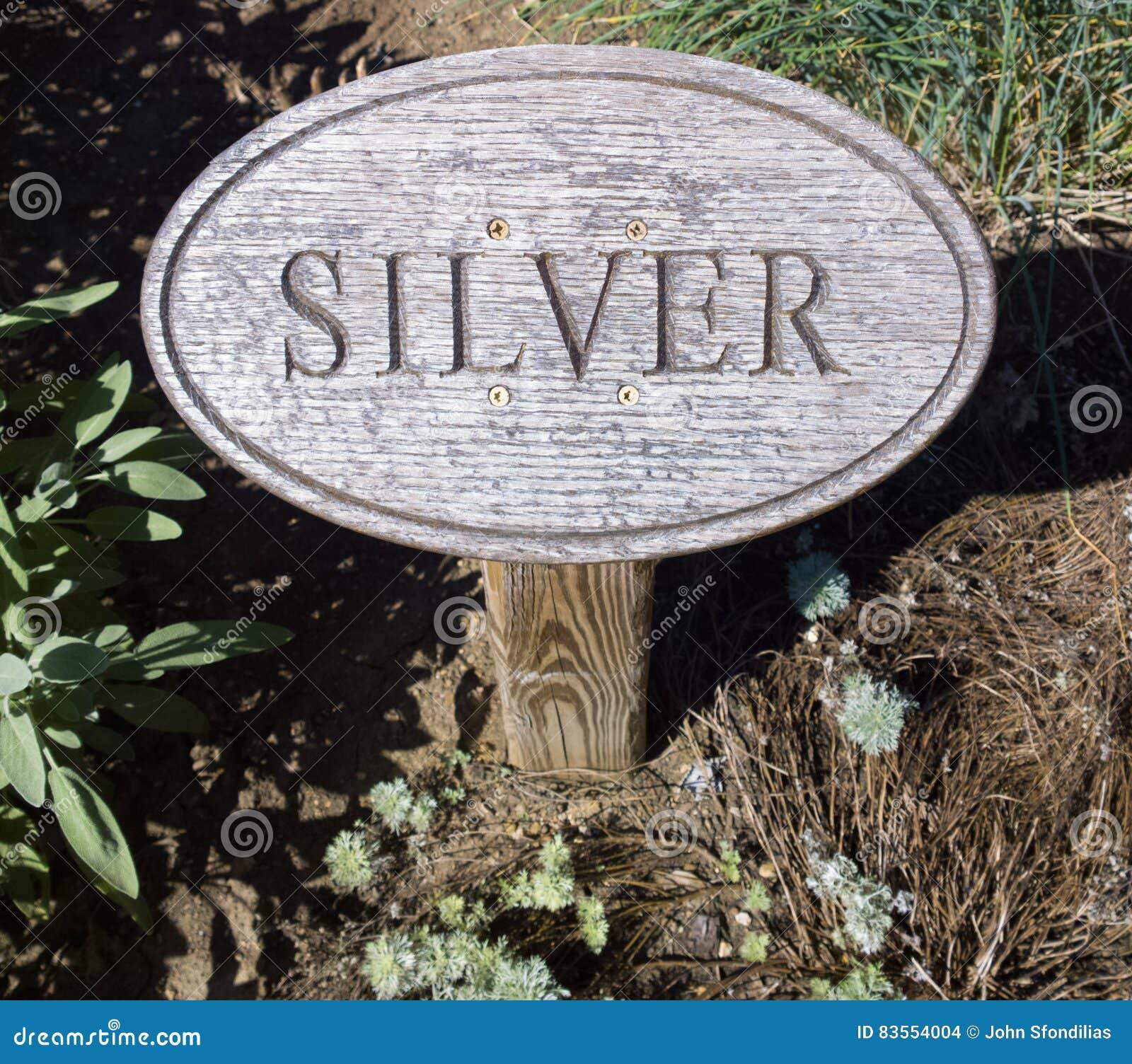 Annat silver