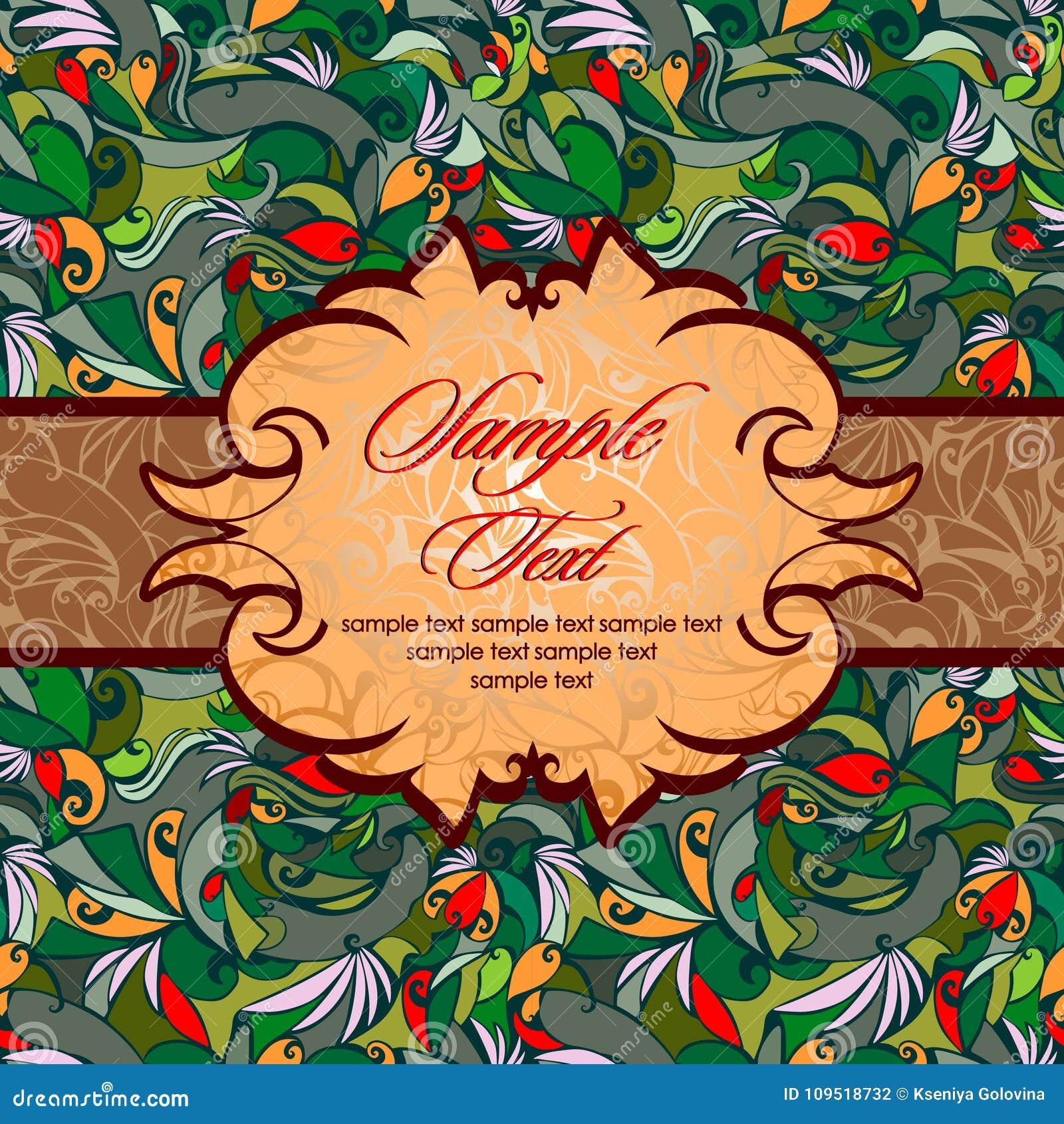 Annata in verde intenso con gli accenti del Brown-legno e rossi