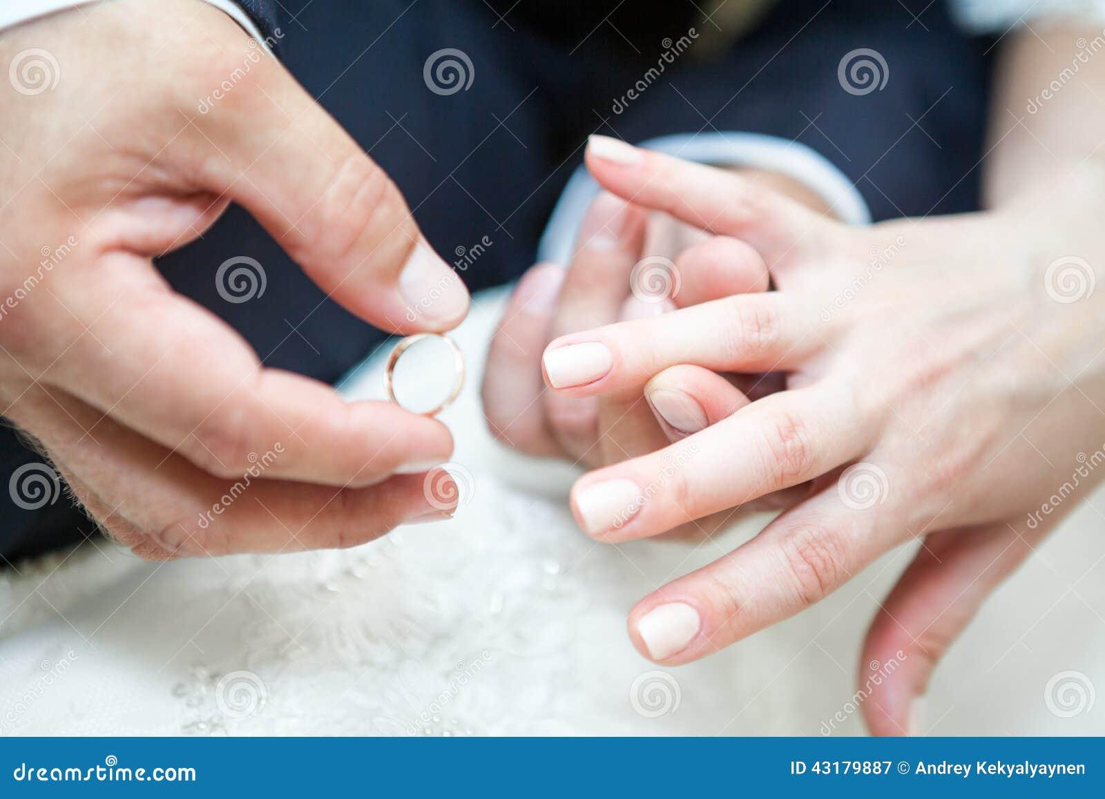 Mariage Doigt
