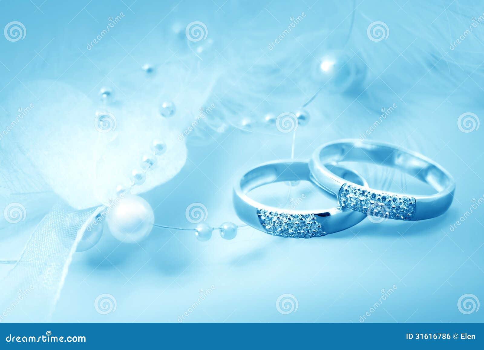Anneaux De Mariage Image libre de droits - Image: 31616786