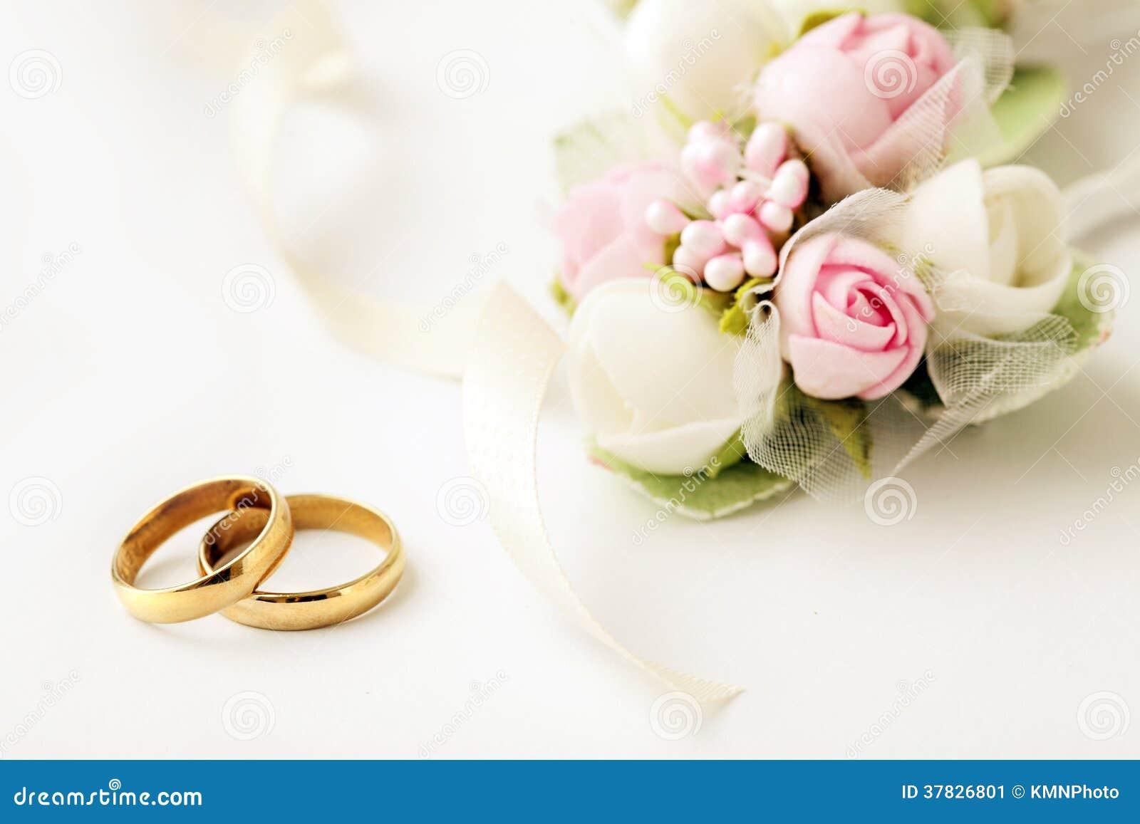 Anneaux De Mariage Image stock - Image: 37826801