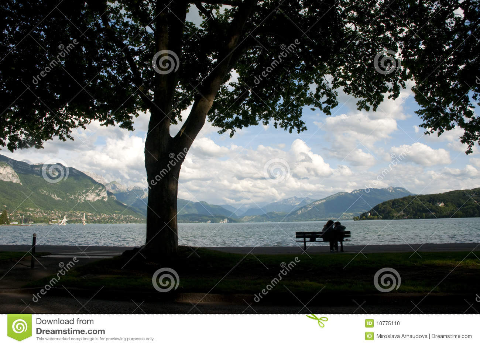 Annecy meer