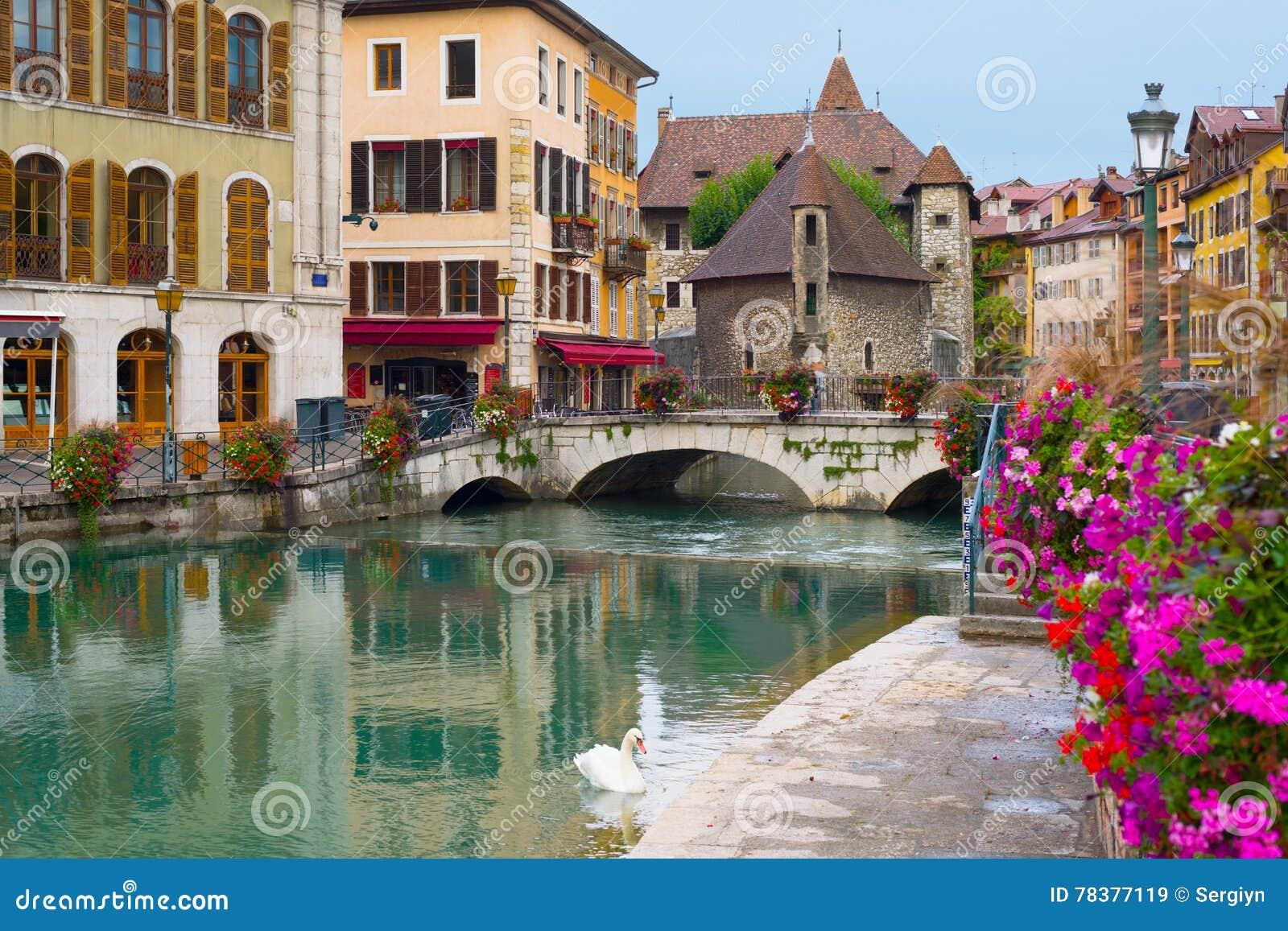 Annecy un día de verano