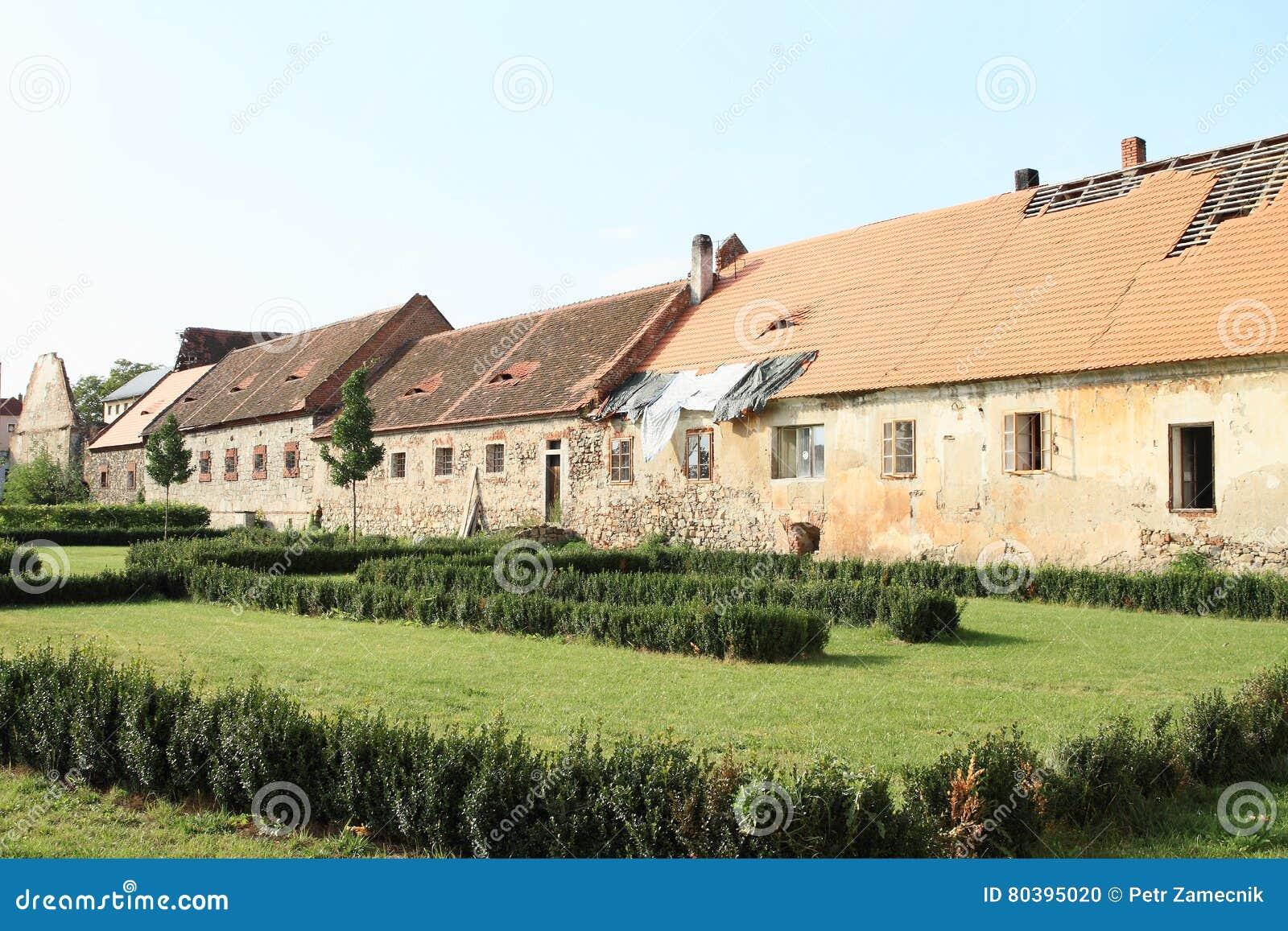Annexes dans Kestrany