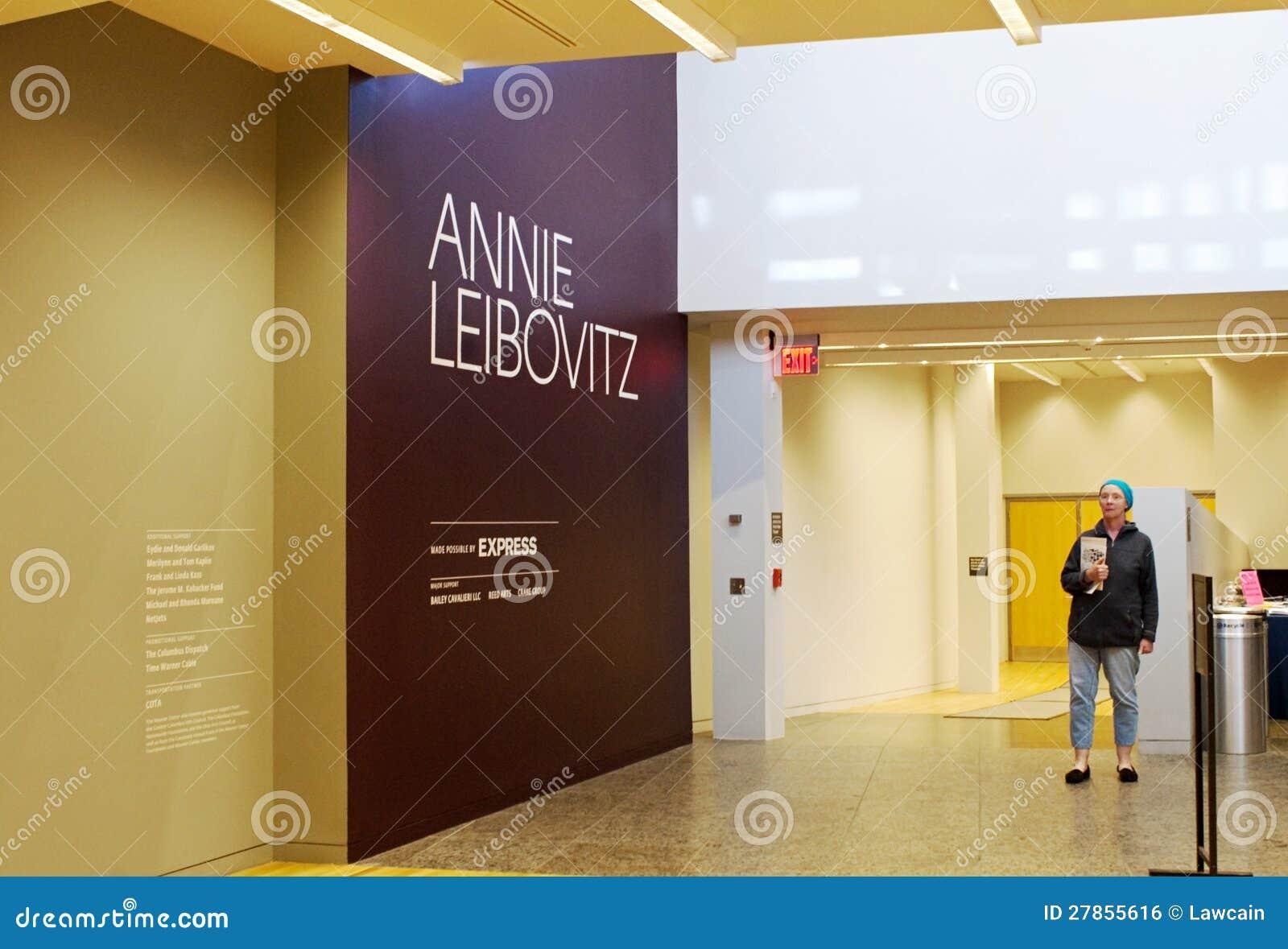 Annie Wystawa Leibovitz