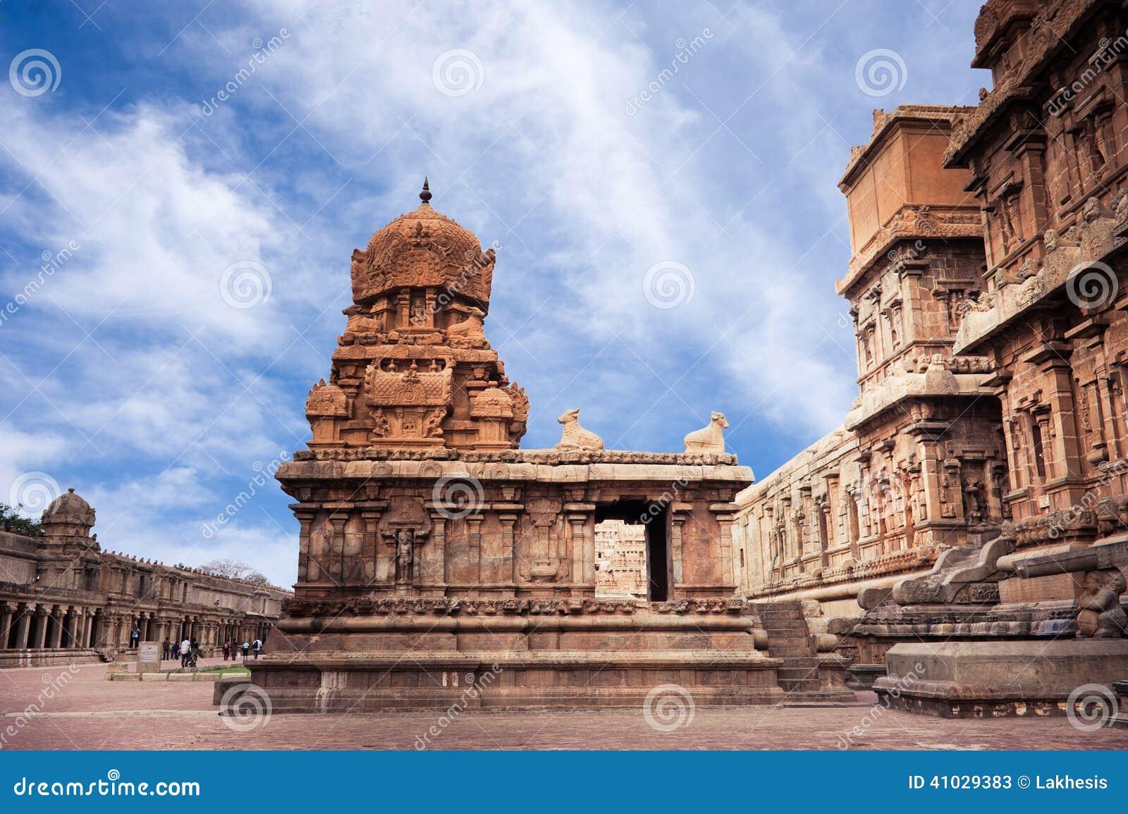 Annonce de 12 me si cle de temple de brihadishvara inde du for Architecture inde