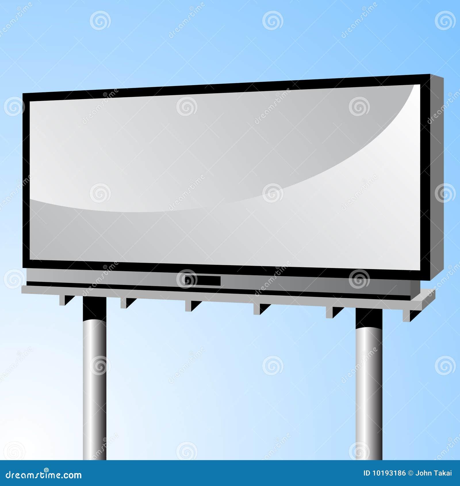 Annonsering av affischtavlan