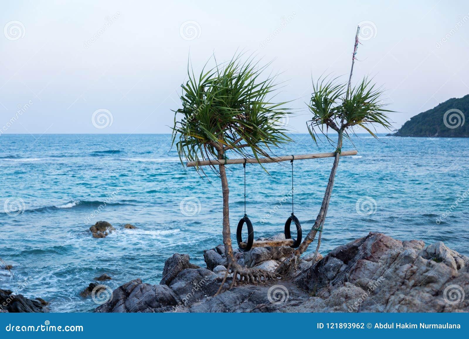 Annora Beach Karimun Jawa Stock Photo Image Of Foreground 121893962