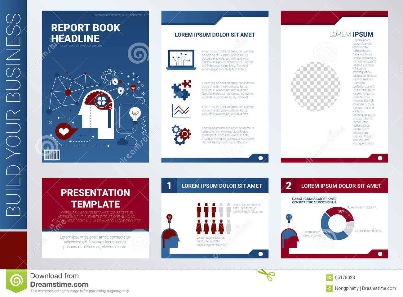 key elements of a book report