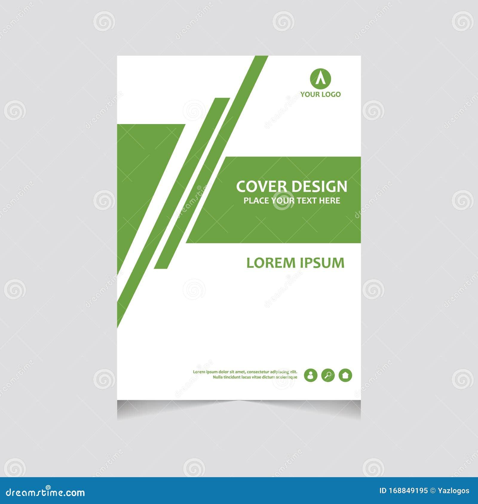 annual report  pamphlet  presentation  brochure  front