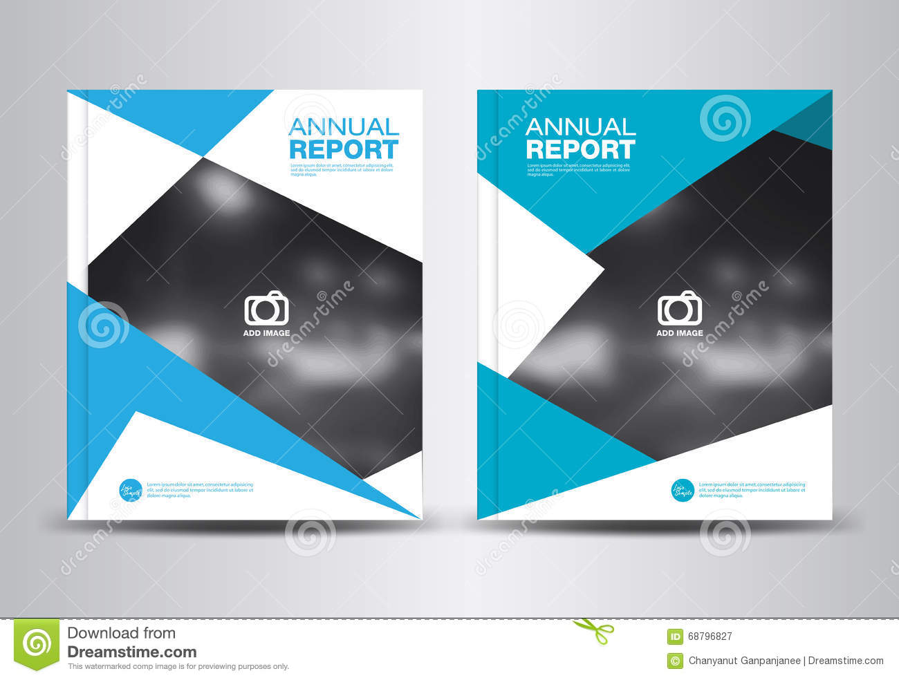 annual report templates free download – Free Annual Report Templates