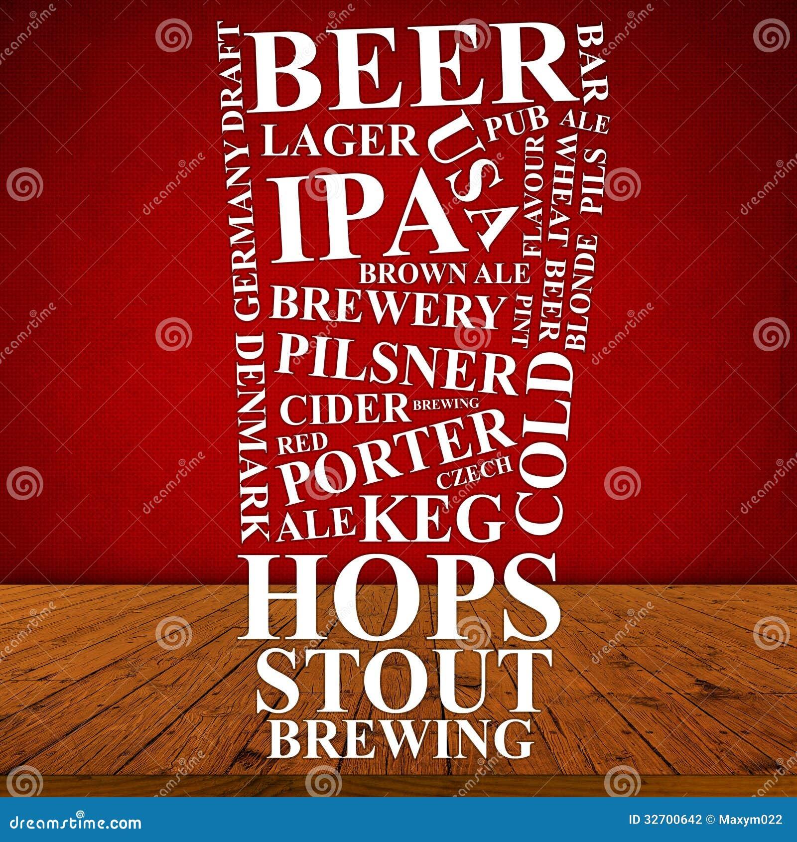 Annuncio della birra