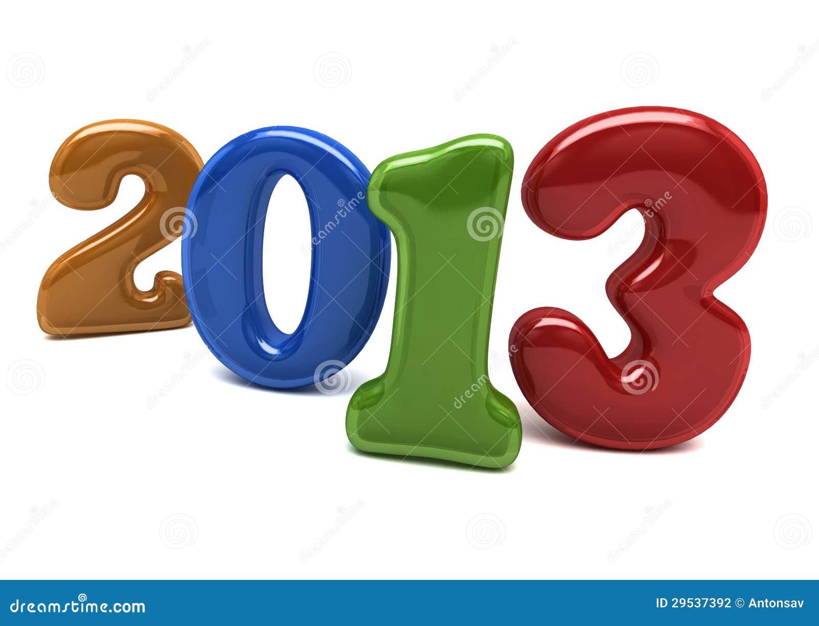 Ano novo 2013