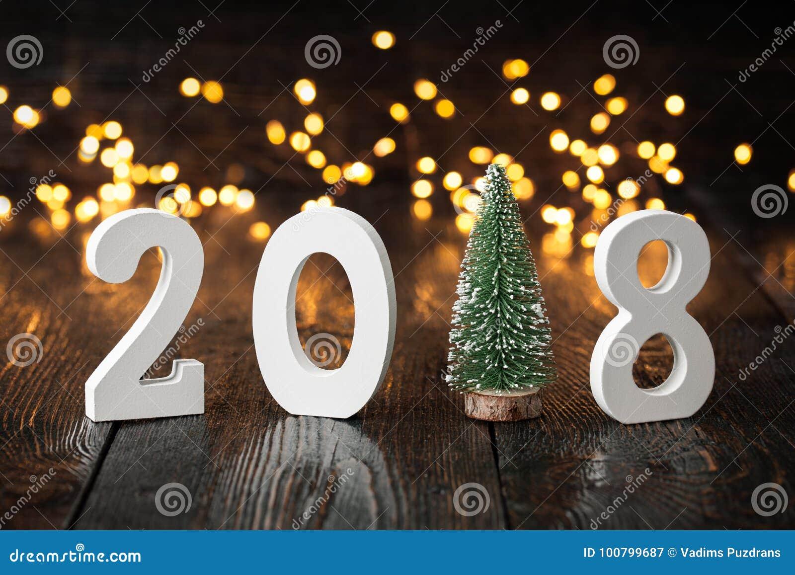 Ano novo feliz 2018