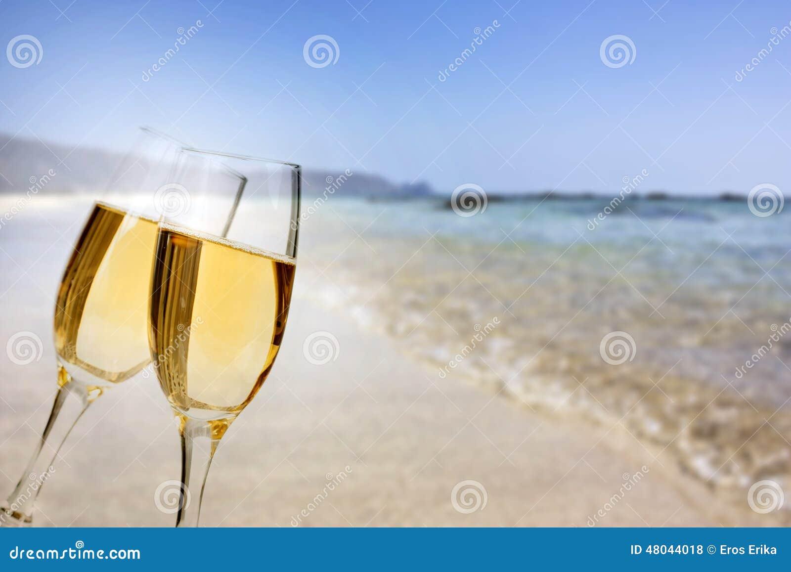 Ano novo na praia