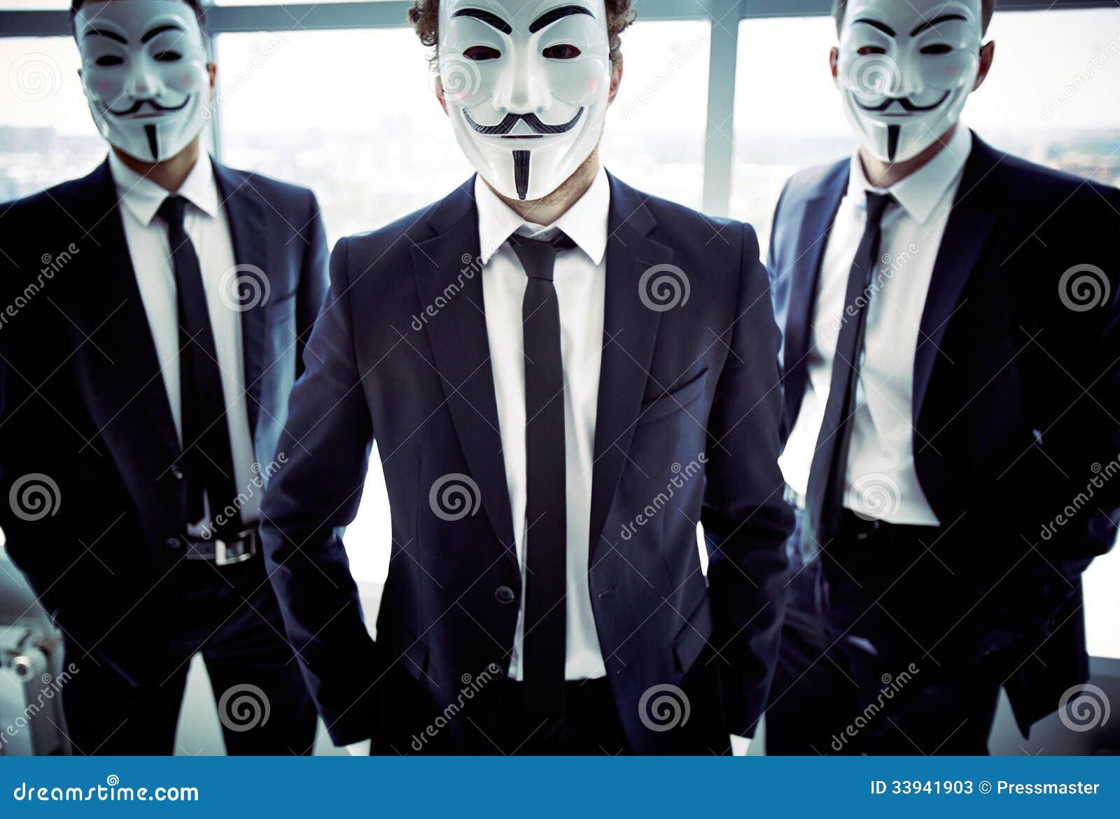 Anonimowa postawa