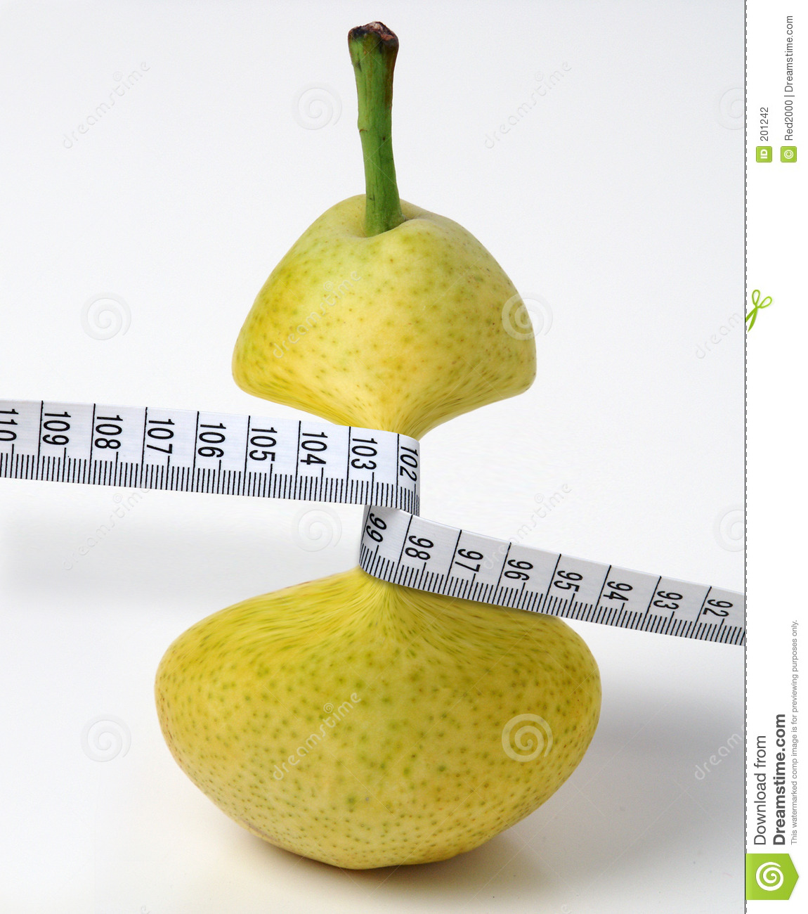 Anorectic Pear