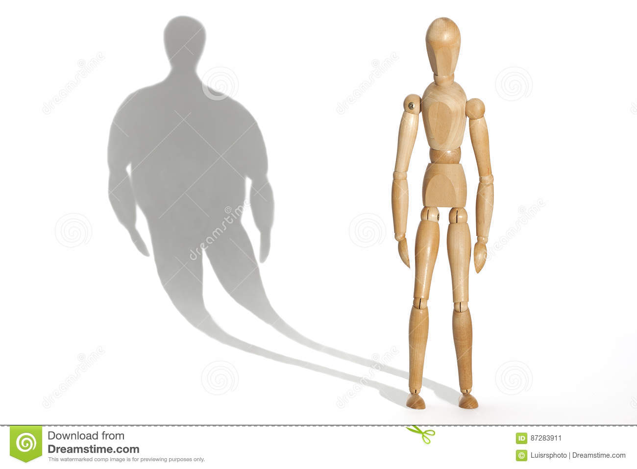 Anorexia Stock Image Image Of Diet Paradox Figure 87283911