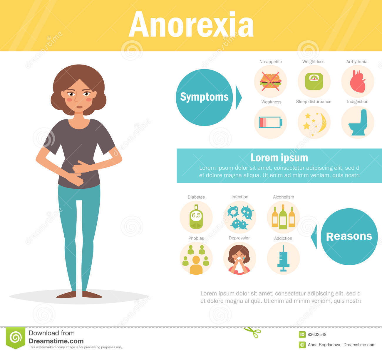 an analysis of the cause and treatment of anorexia Anorexia nervosa essay examples an analysis of the causes, dangers and treatment of anorexia nervosa a comparison of anorexia and bulimia in eating disorders.