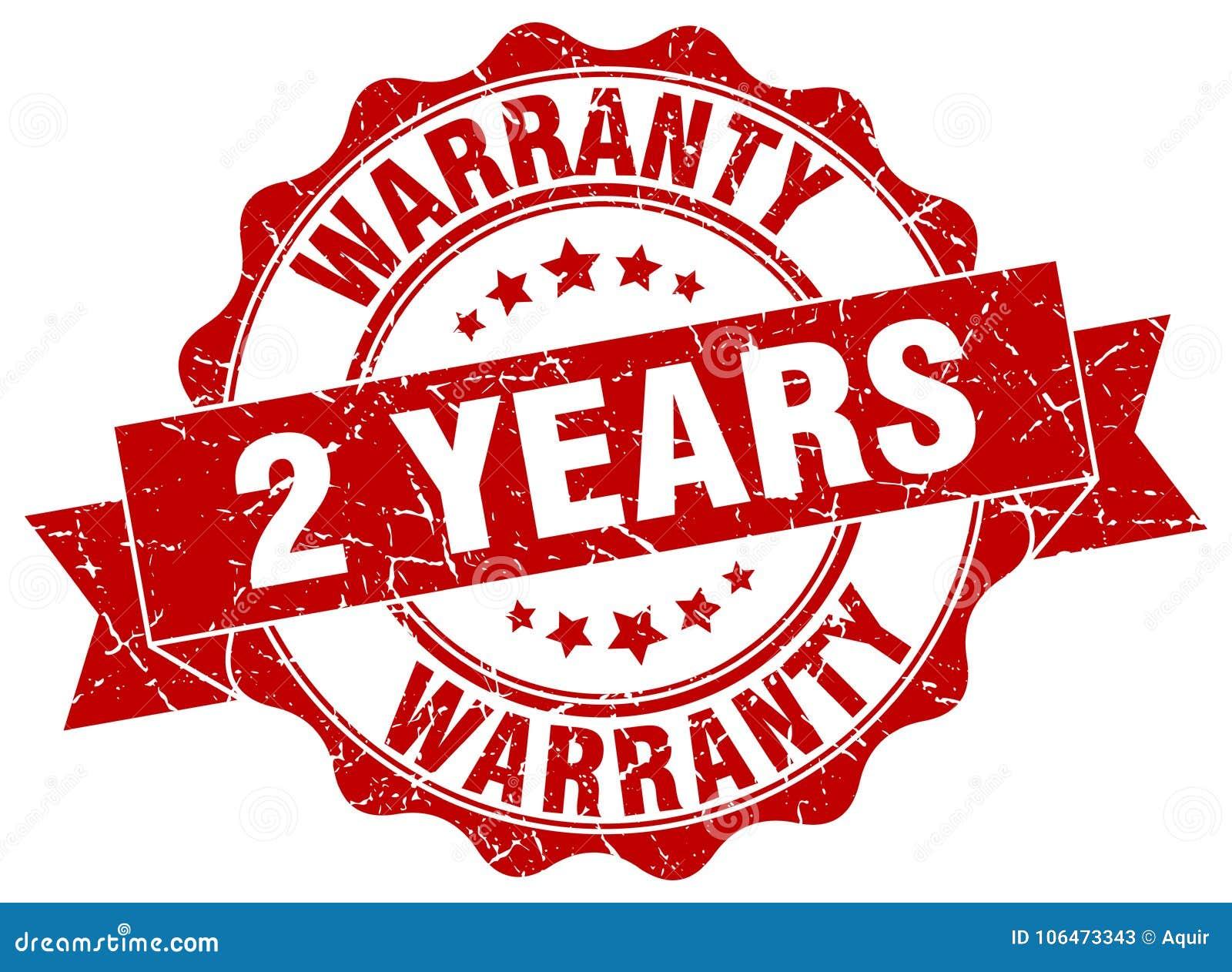 2 anos de selo da garantia