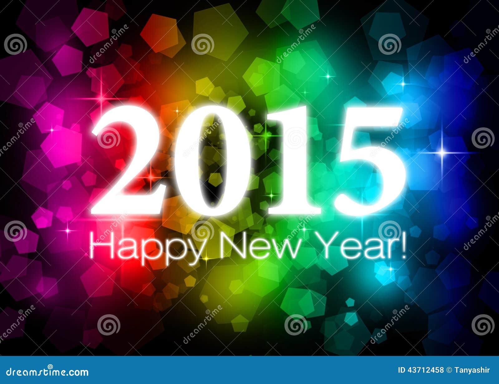 2015 anos novos felizes