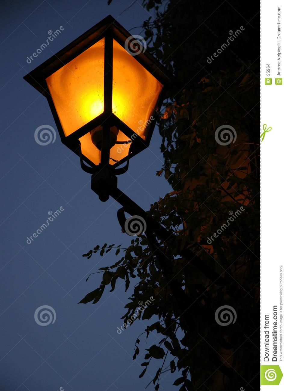 Another lamppost