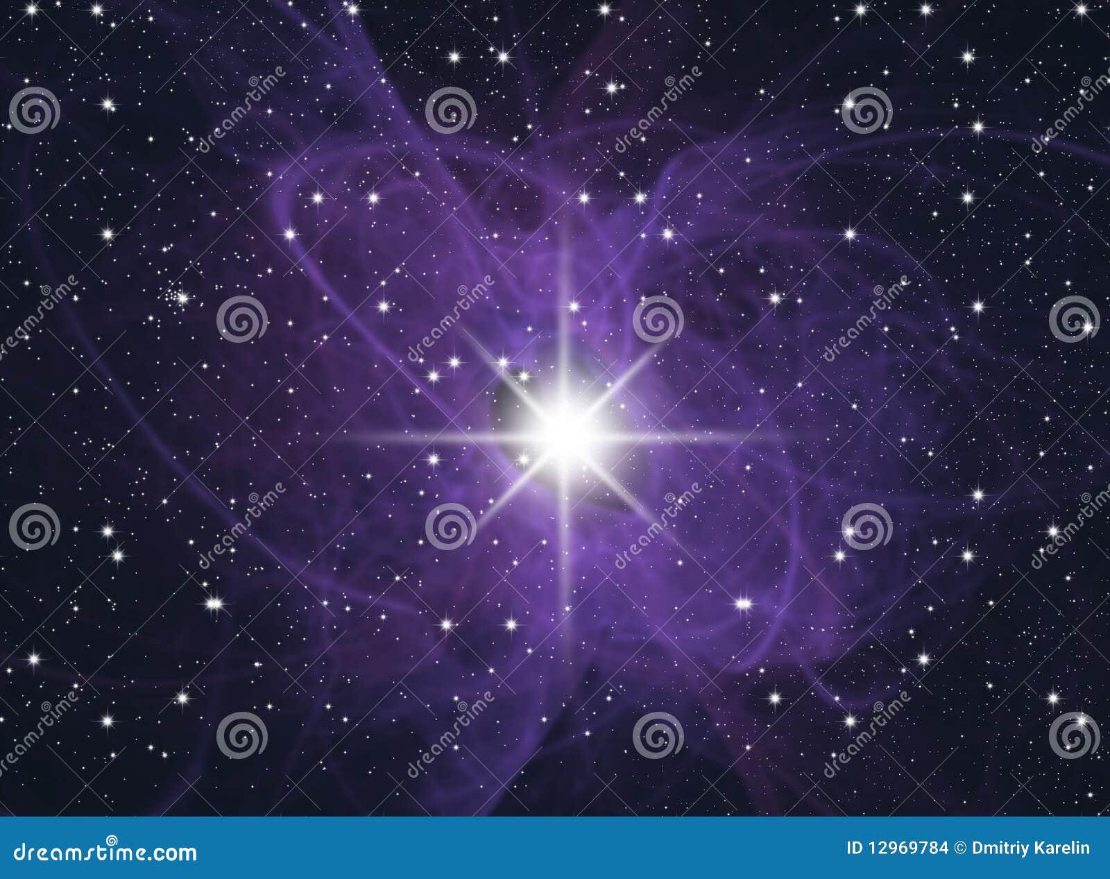 Ansammlung der Sterne