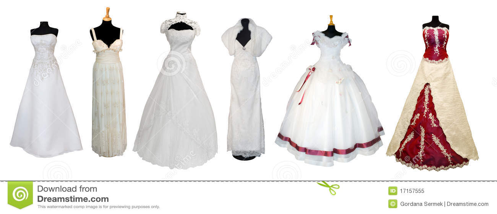 Wunderbar Verschiedene Arten Von Hochzeitskleid Zeitgenössisch ...