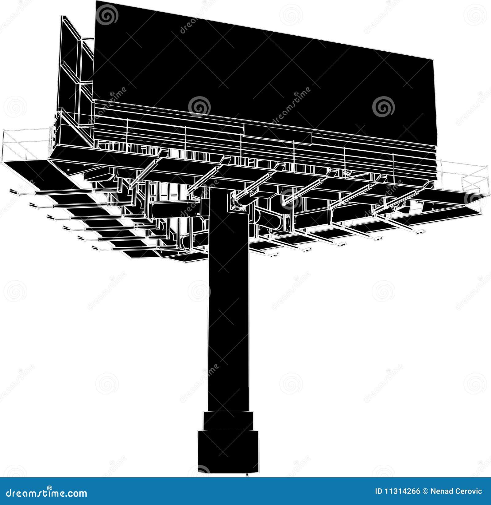 Anschlagtafel-im Freienbekanntmachenaufbau 02